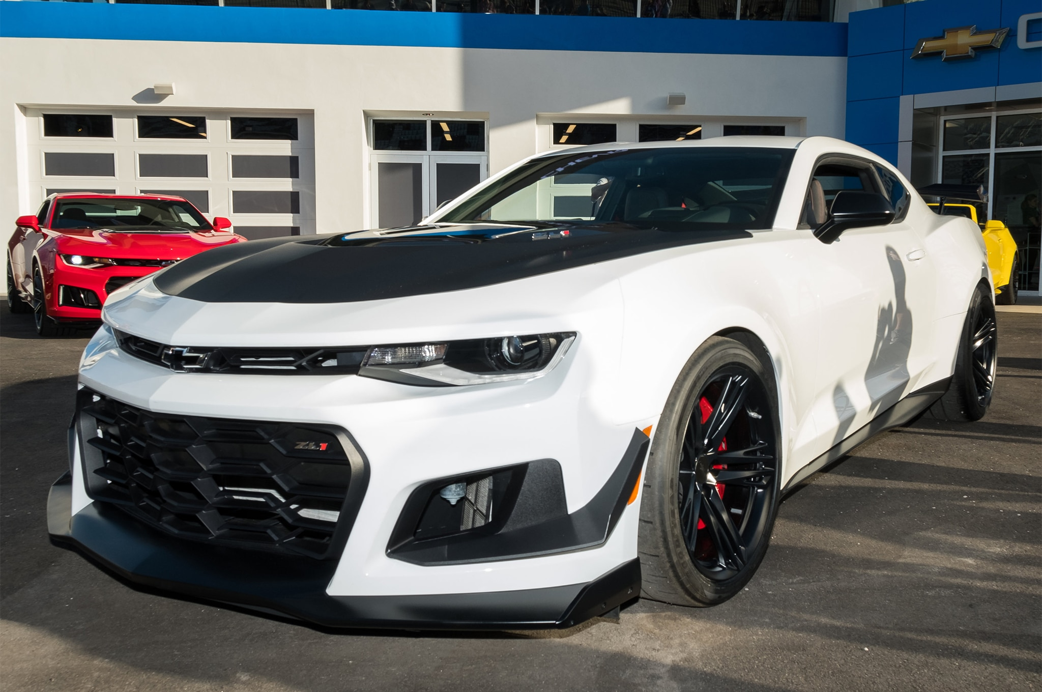 500 Miles in the 2017 Chevrolet Camaro ZL1 Convertible and Coupe ...
