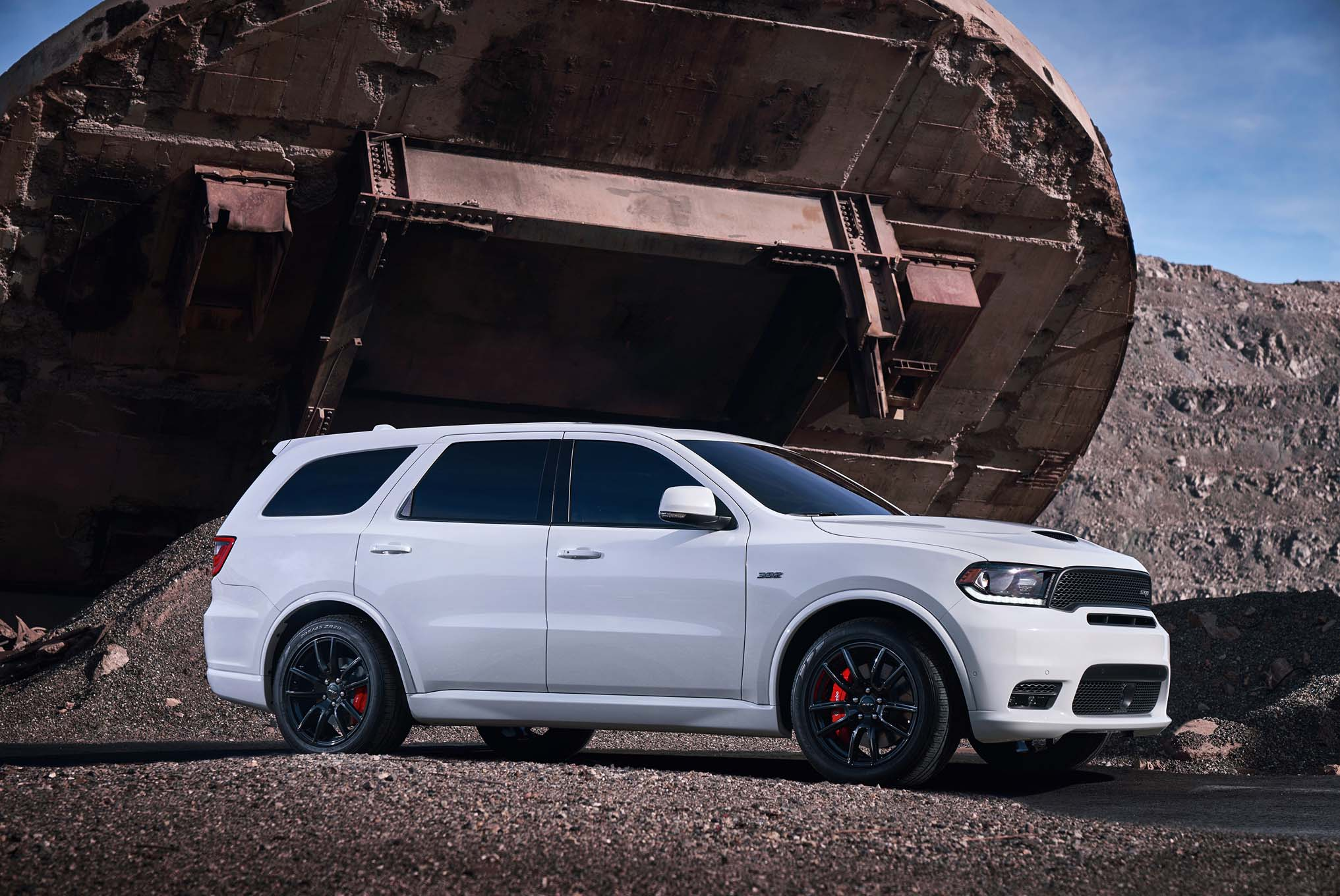 2018 Dodge Durango SRT First Look | Automobile Magazine