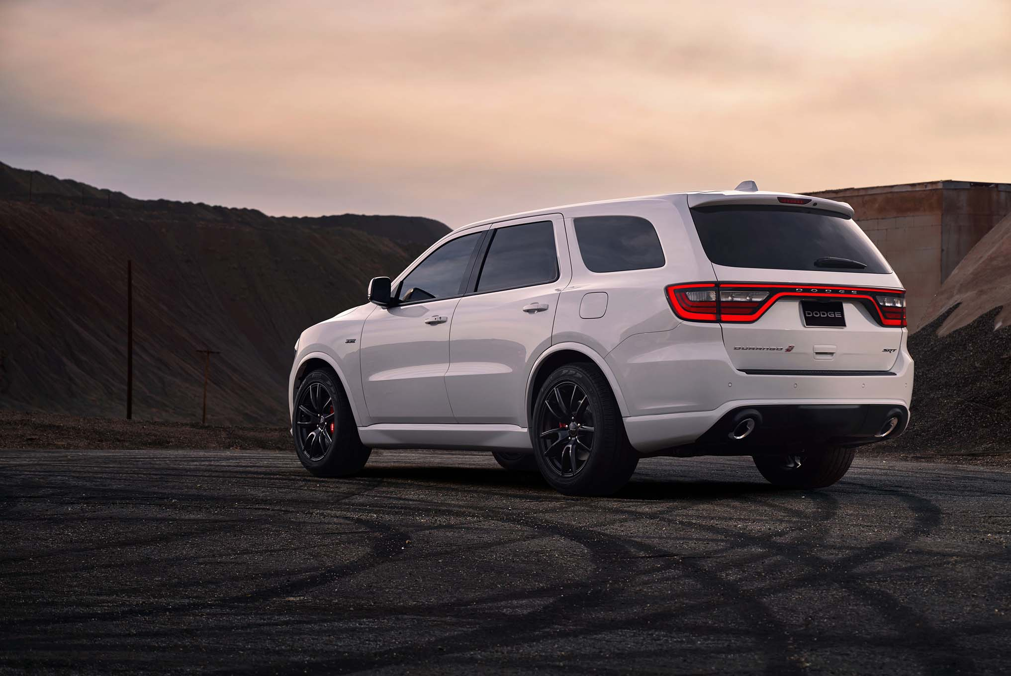 2017 Dodge Charger Srt >> 2018 Dodge Durango SRT Pricing Announced | Automobile Magazine