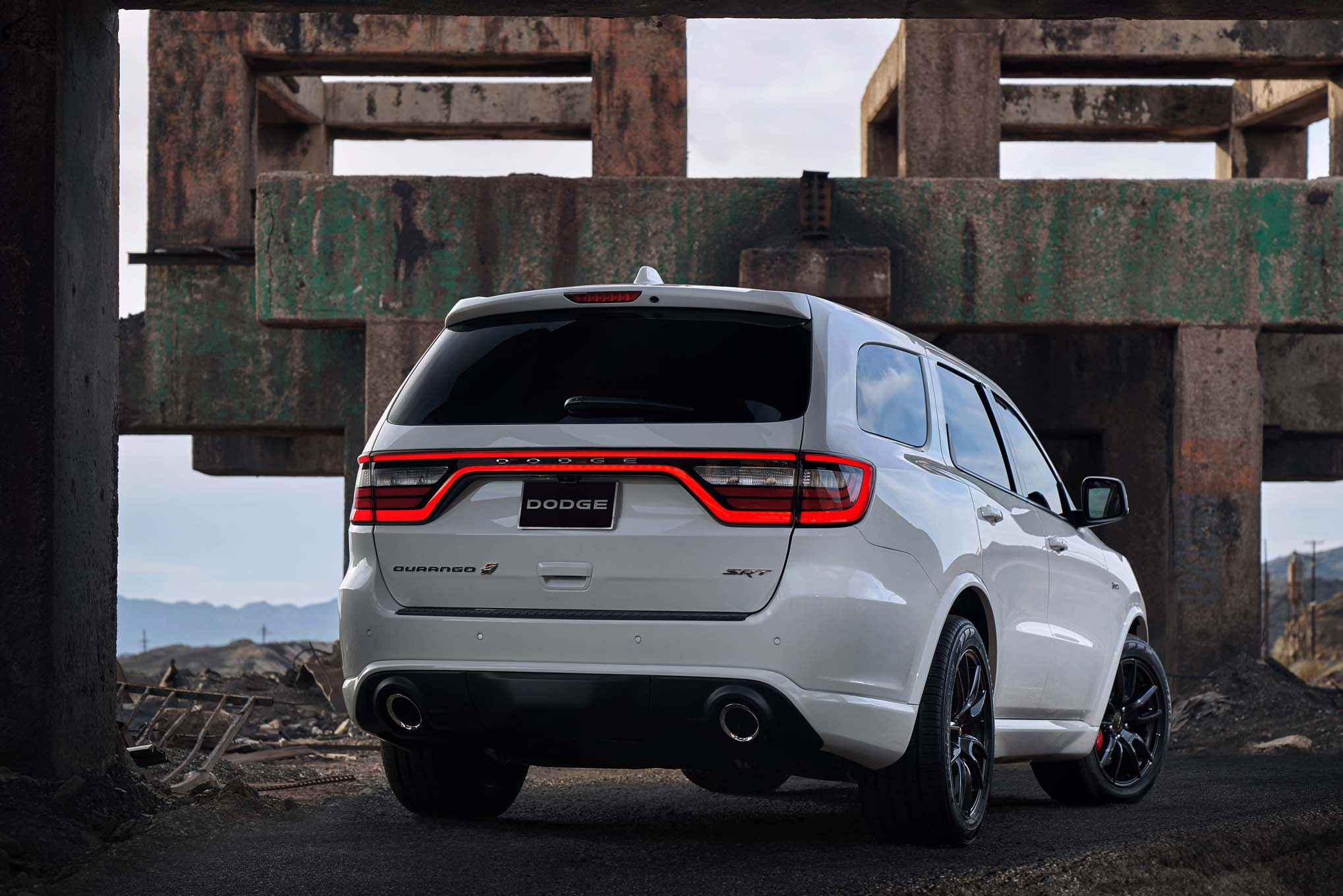 As A Nice Bonus Dodge Says Customers Who 2018 Durango Srt
