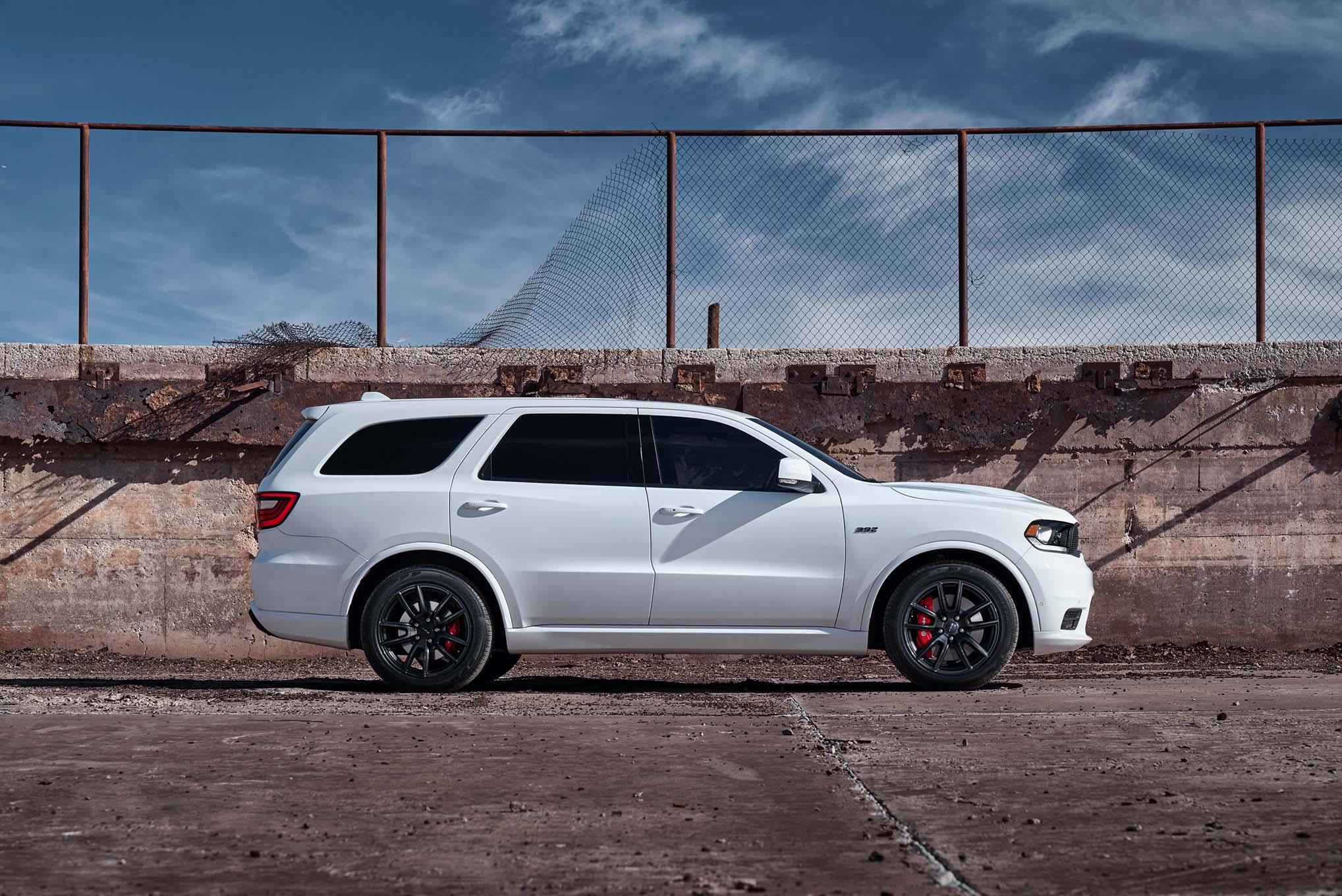 2018 Dodge Durango Srt First Look Automobile Magazine