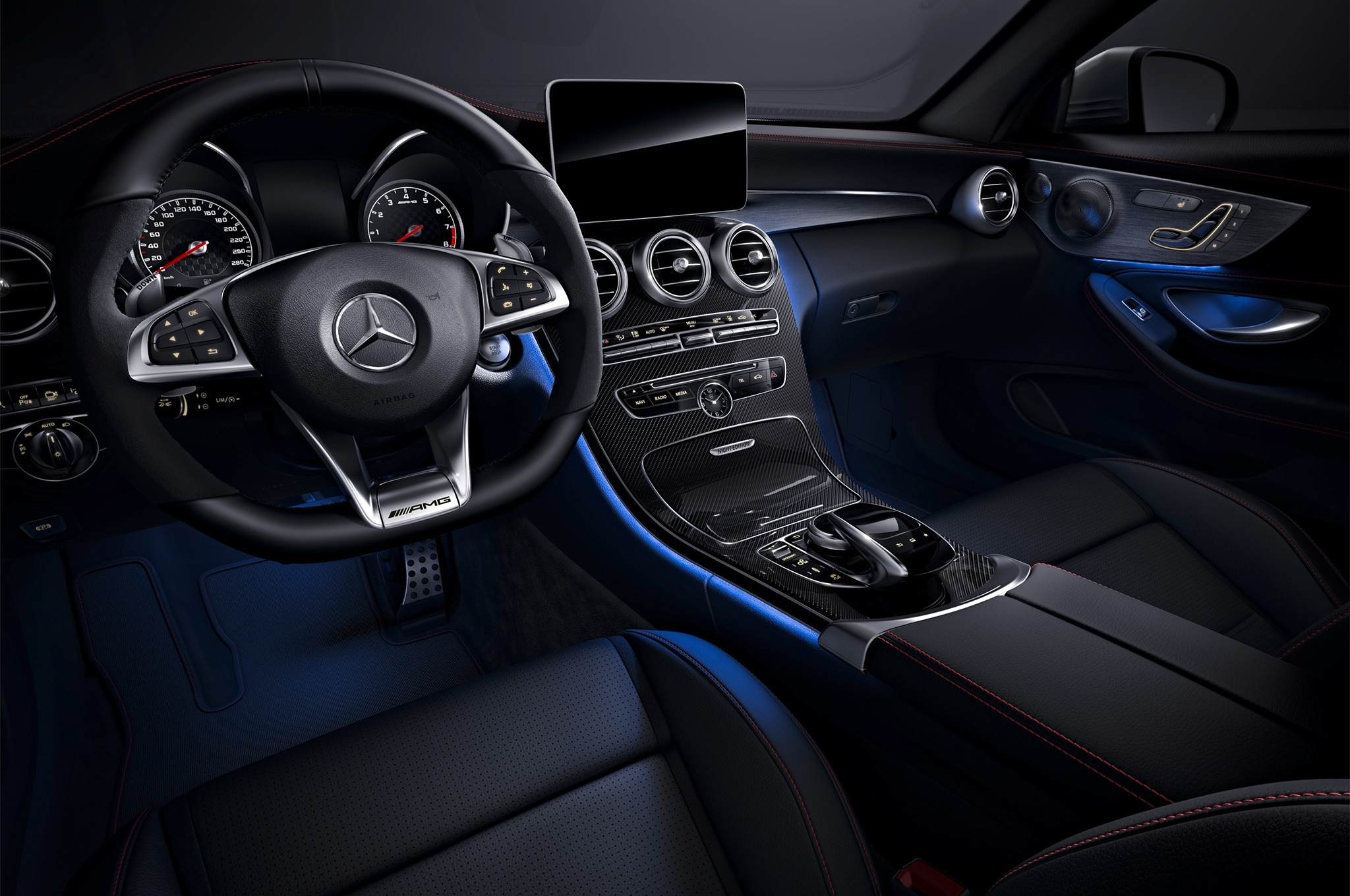 C63 Amg Coupe 2018 >> Mercedes-AMG Preps Three Special Editions for 2017 Geneva Motor Show | Automobile Magazine