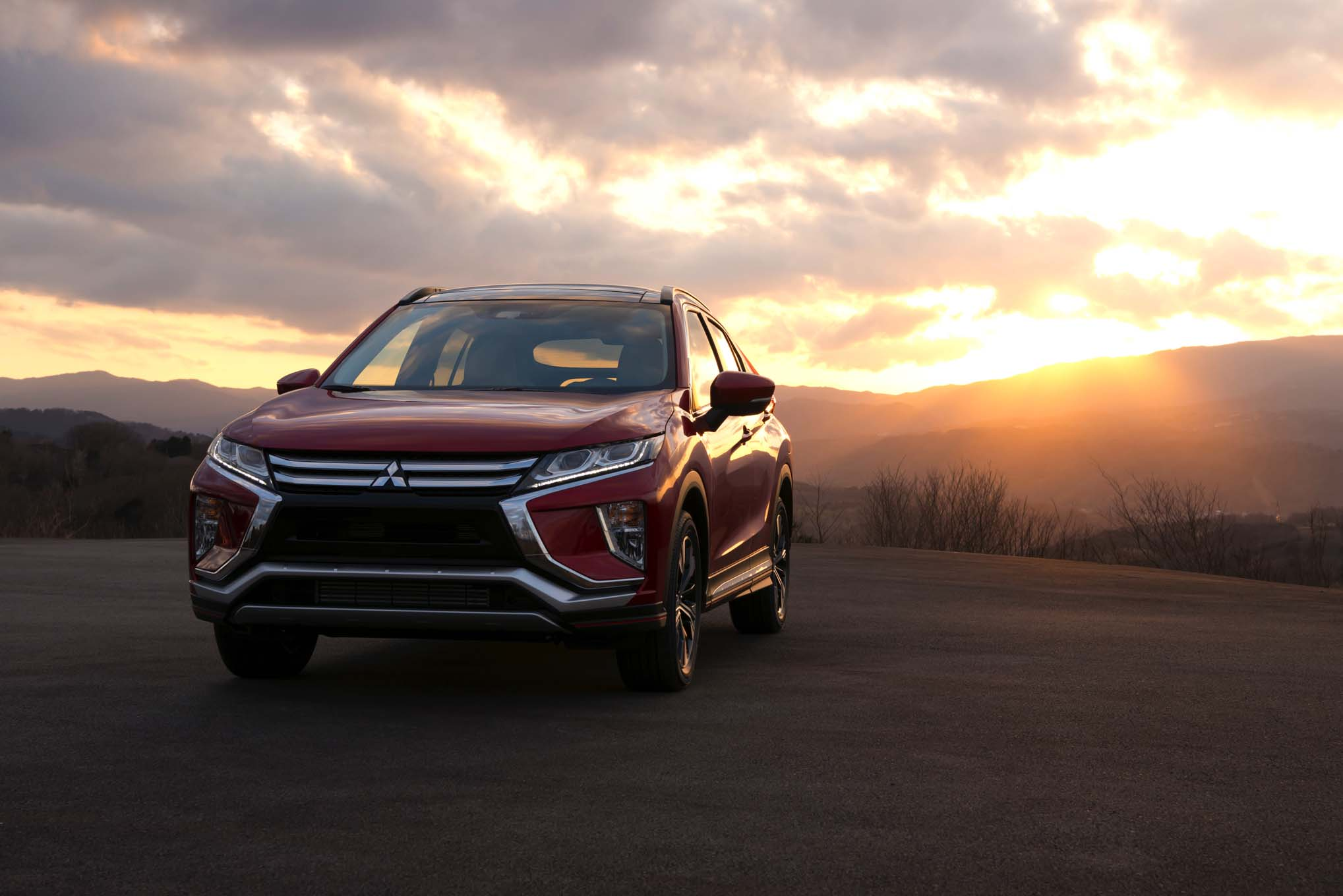 2018 Mitsubishi Eclipse Cross Front End 03 1