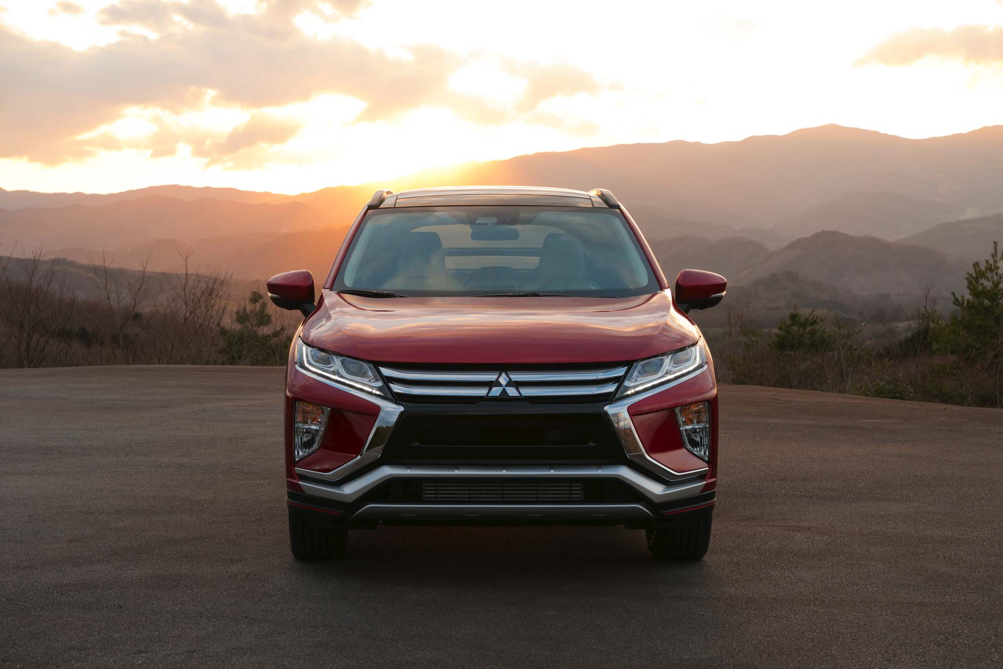 2018 Mitsubishi Eclipse Cross Front End 04 1