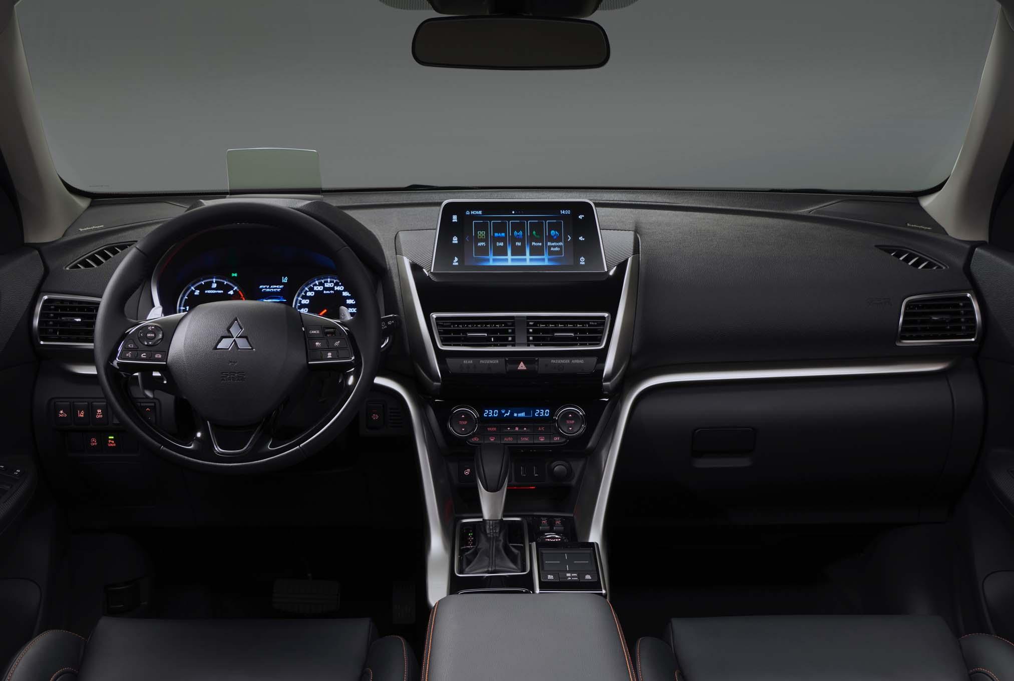2018 Mitsubishi Eclipse Cross Interior View 1