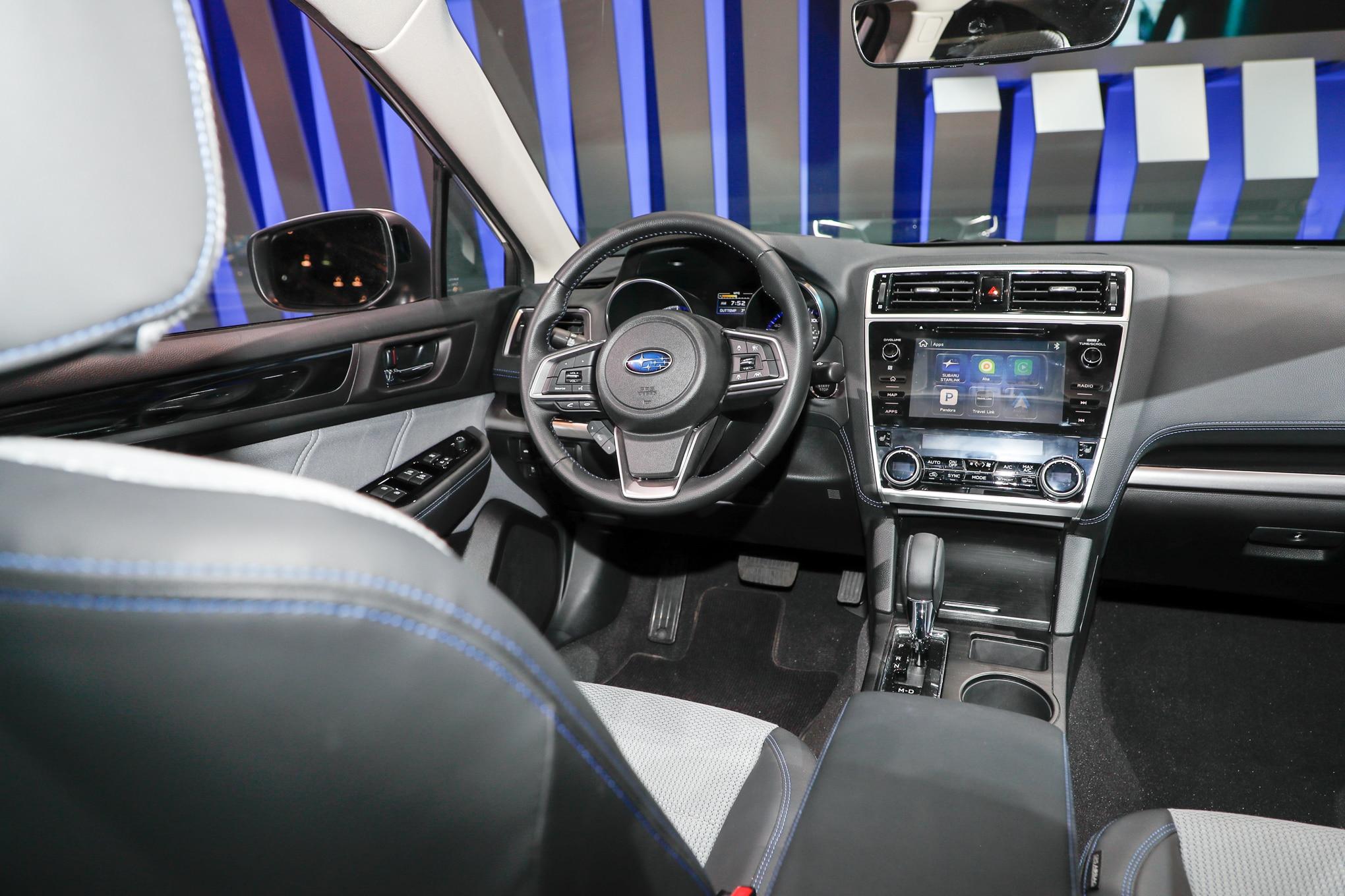 First Look: 2018 Subaru Legacy | Automobile Magazine