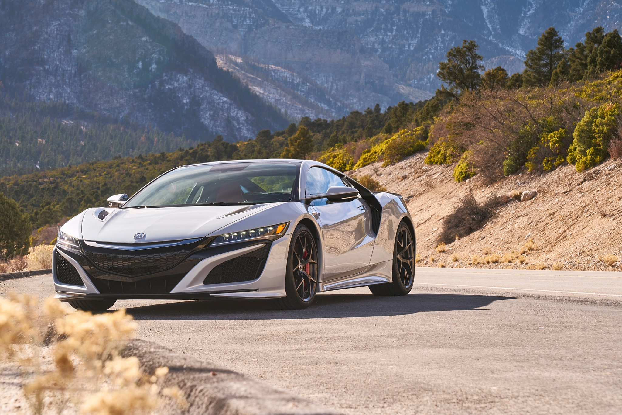 Acura NSX 2017 All Stars Competitor Front 02