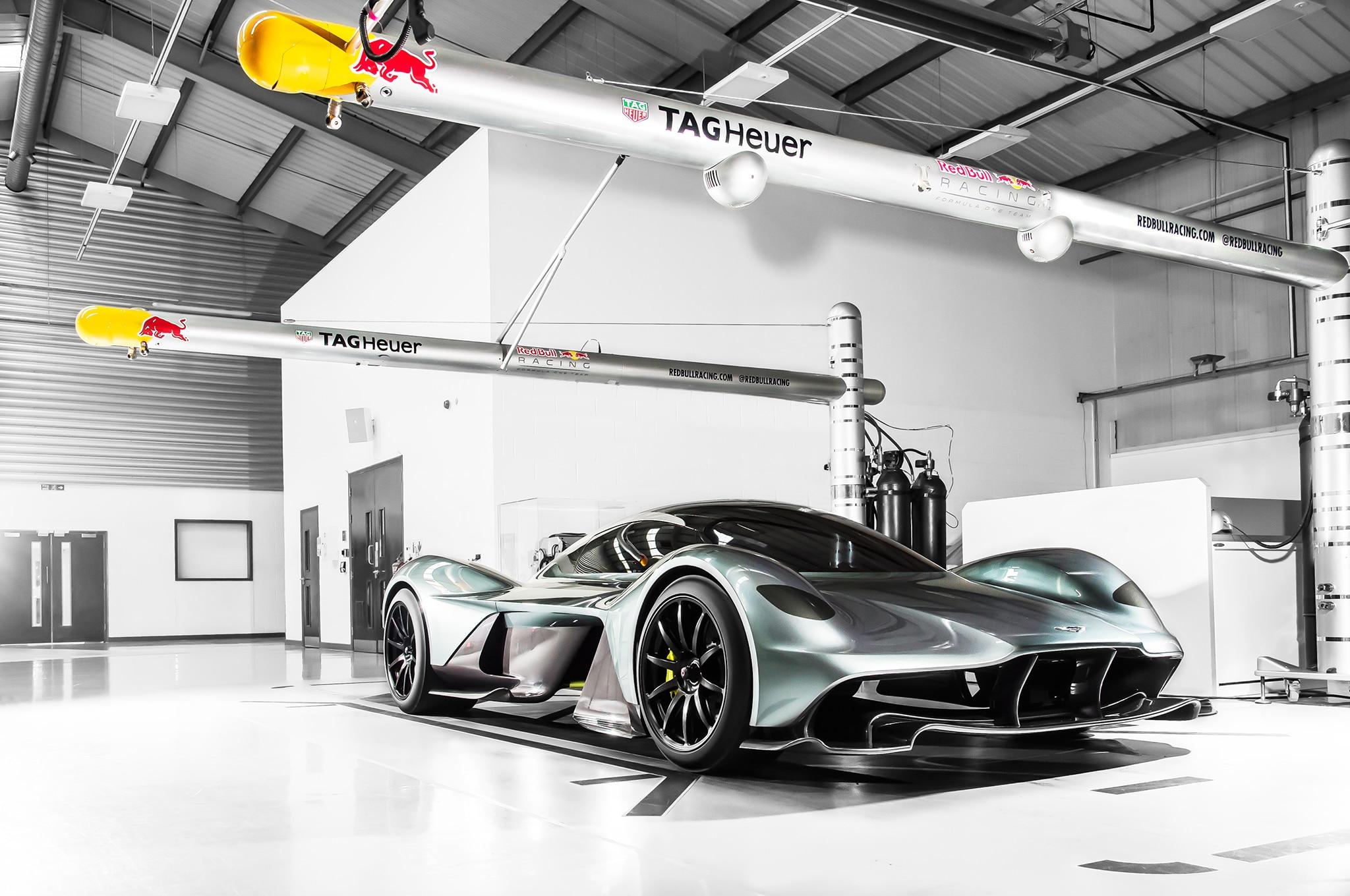 Aston Martin Am Rb 001 Hybrid Hypercar Will Use 6 5l V 12