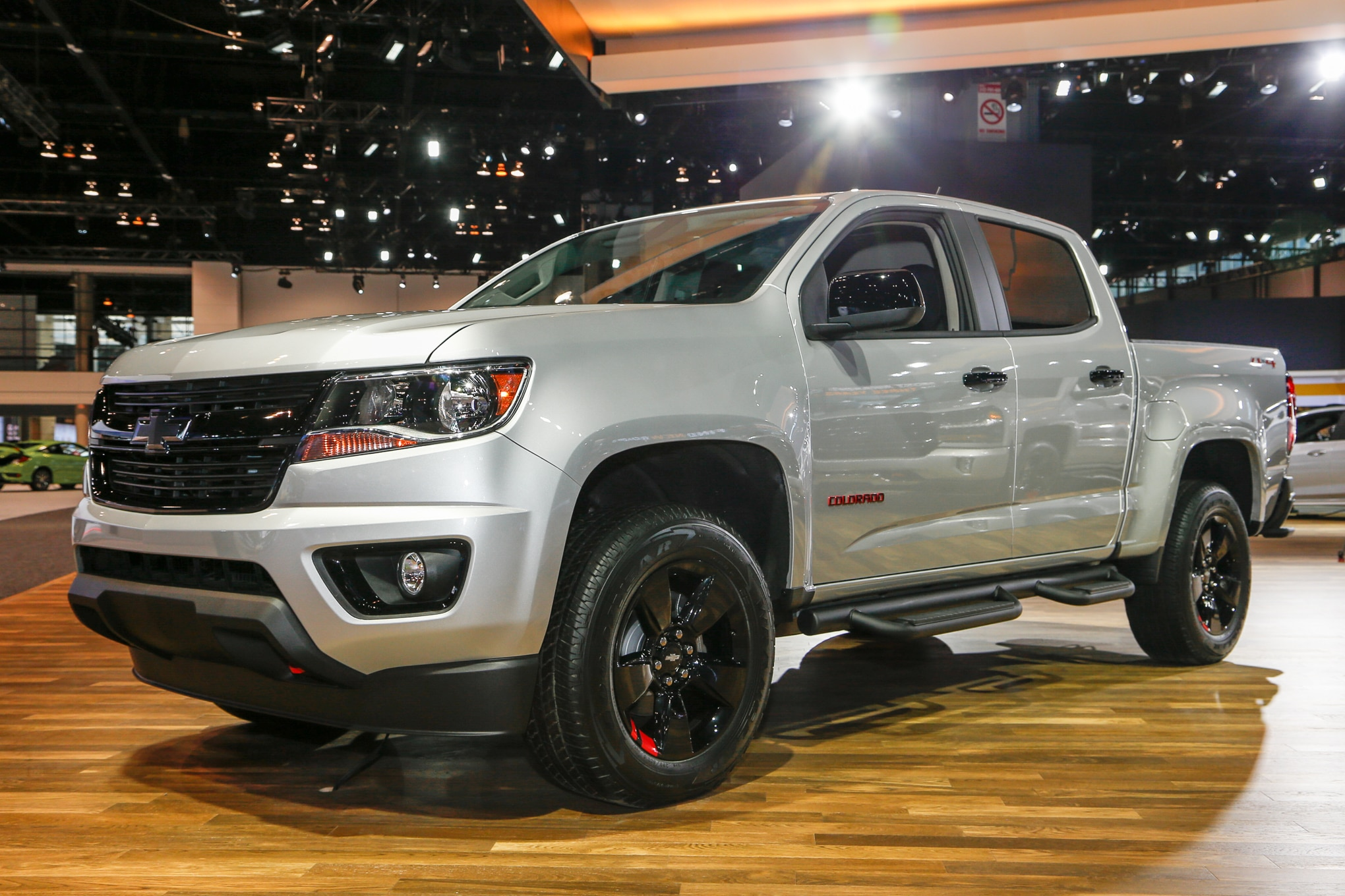 Chevy Colorado Ss 2017 >> Chevrolet Adds Redline Edition to 13 Vehicles | Automobile Magazine