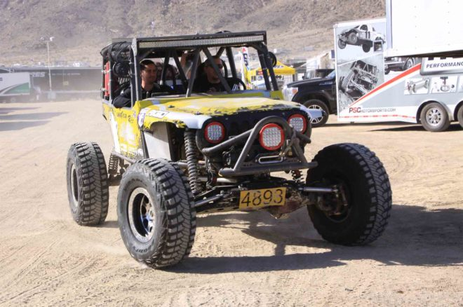 King of the Hammers 2017 10