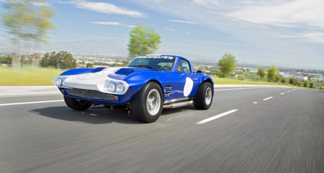 Lingenfelter Powered Grand Sport Corvette