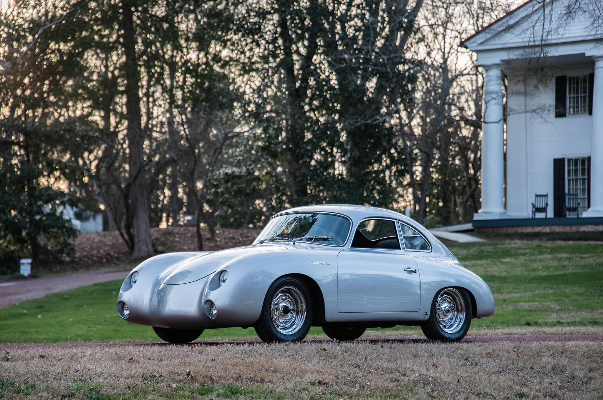 Just Listed Dean Jeffries 1956 Porsche 356a Gs Carrera