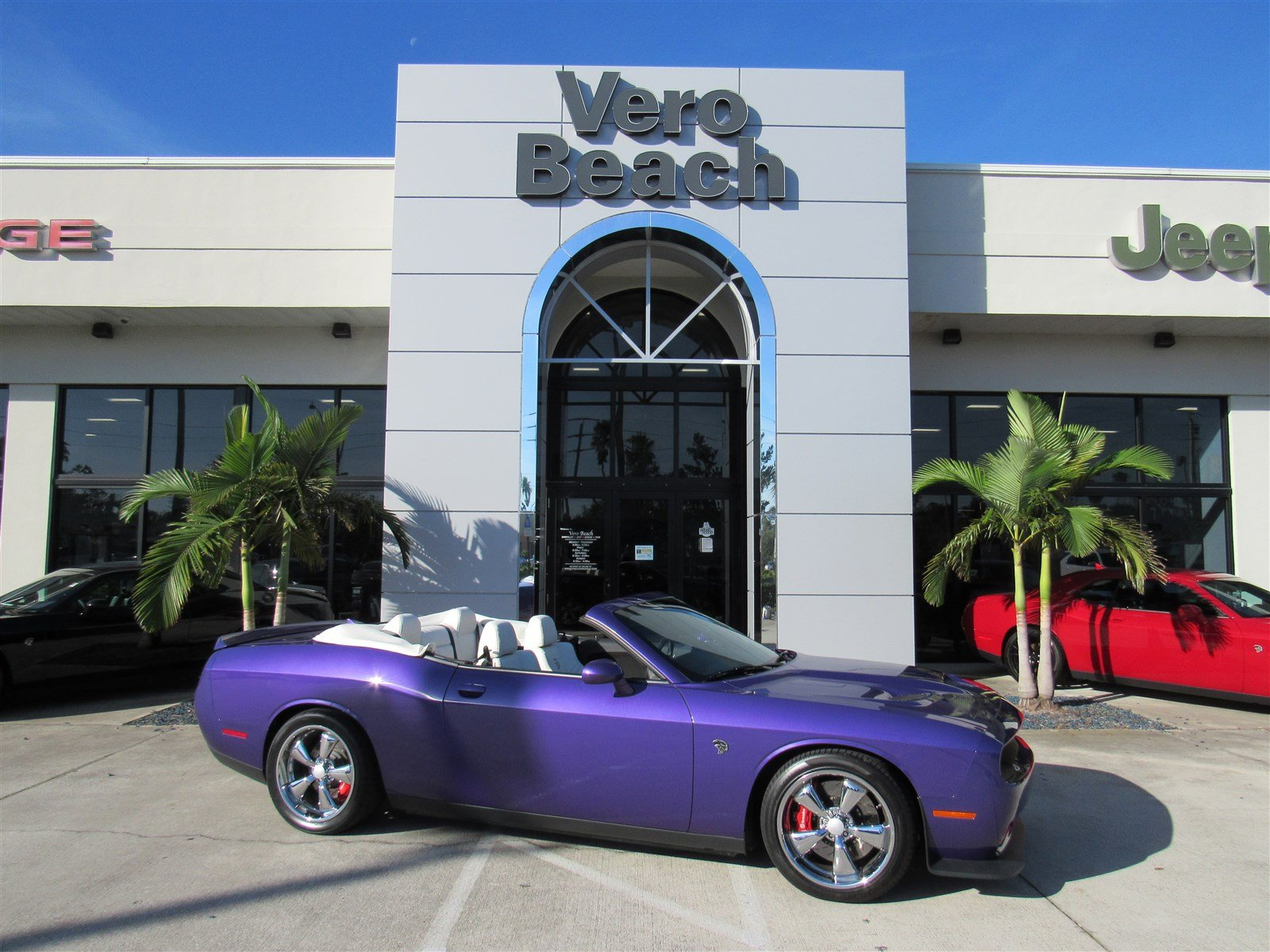 Just Listed 2016 Dodge Challenger Hellcat Convertible Automobile