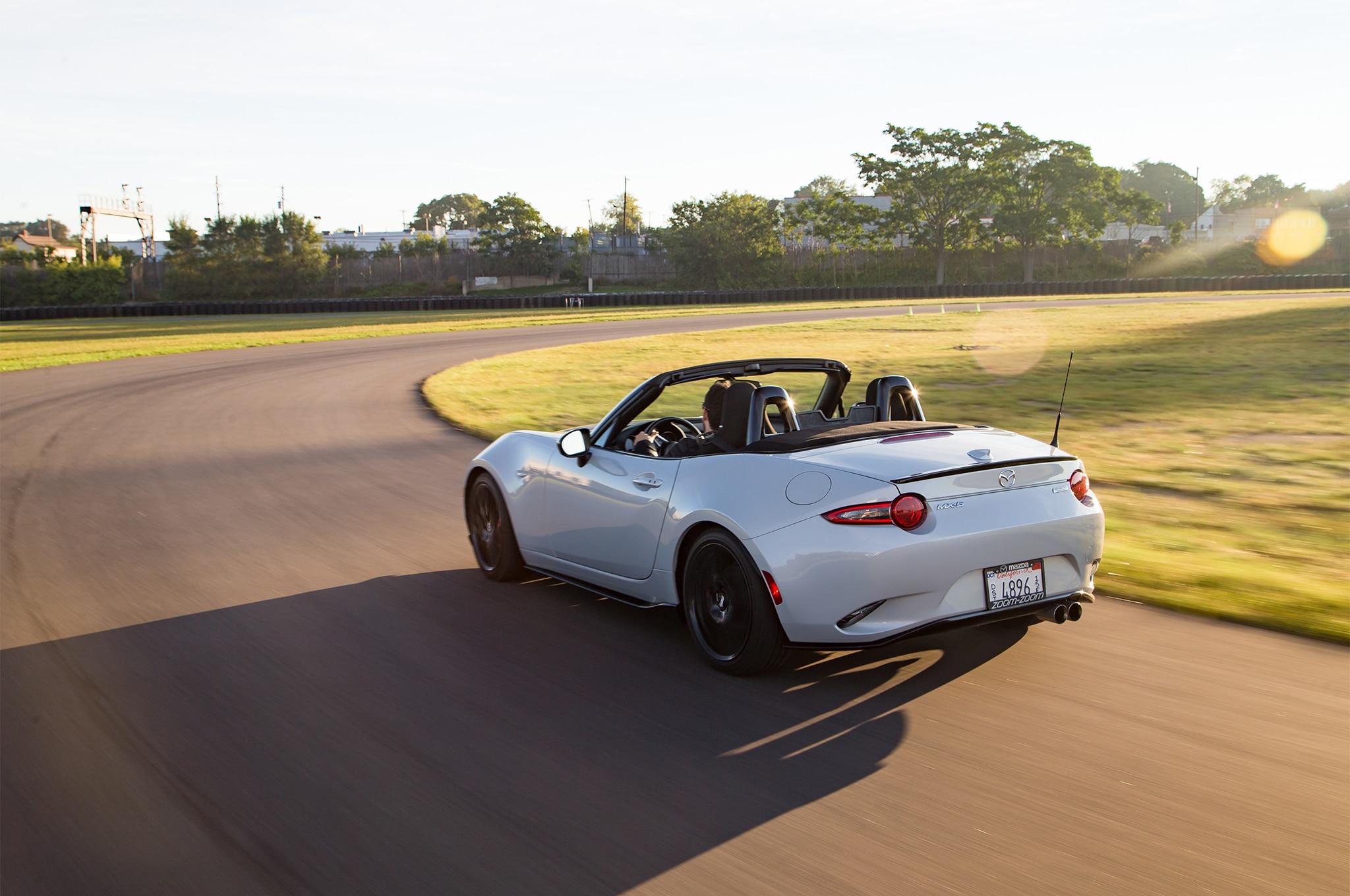 Four Seasons 2016 Mazda MX-5 Miata Club Wrap-Up | Automobile