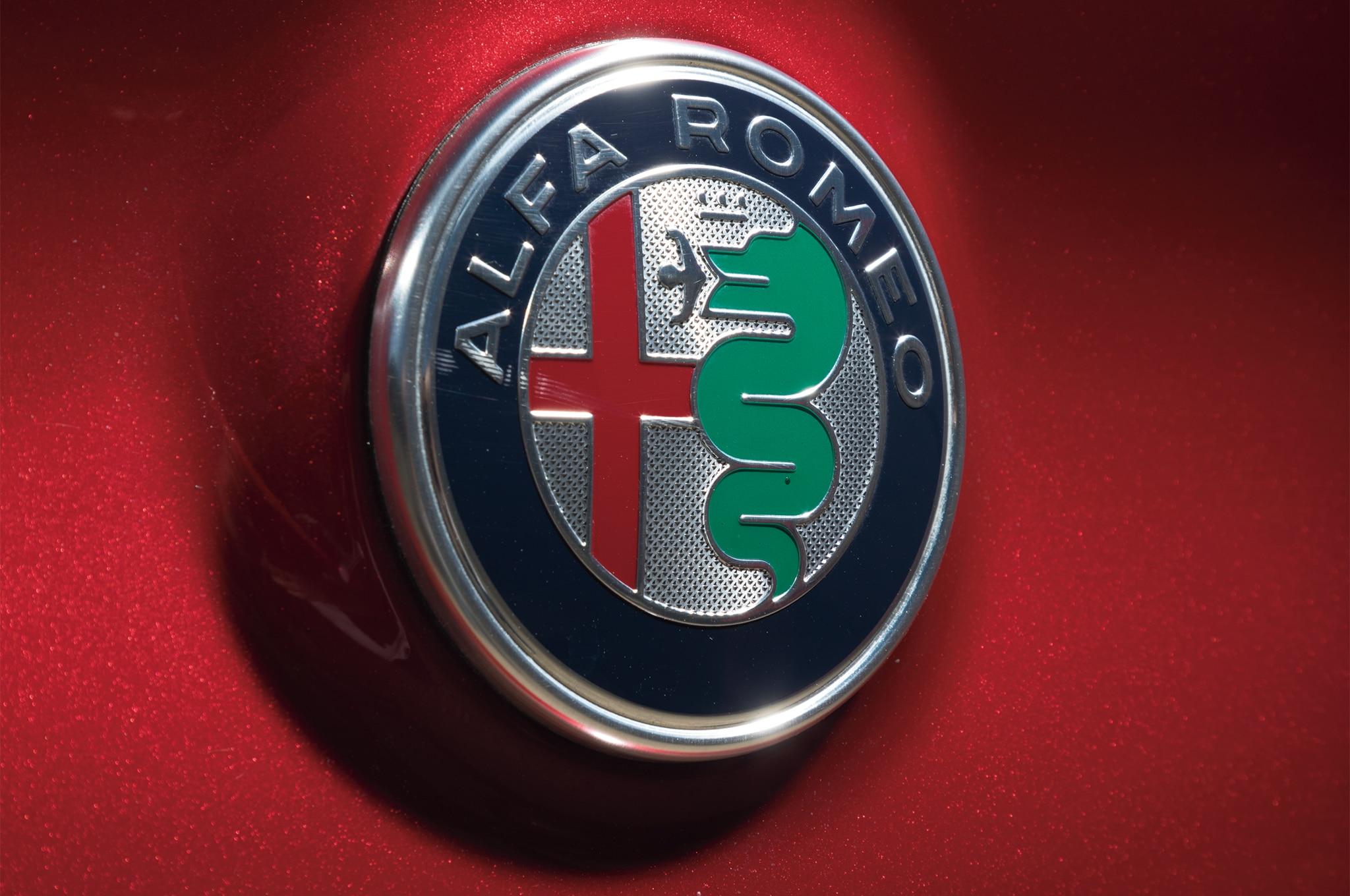 The 2017 Alfa Romeo Giulia Meets Its Predecessors In The Wild West