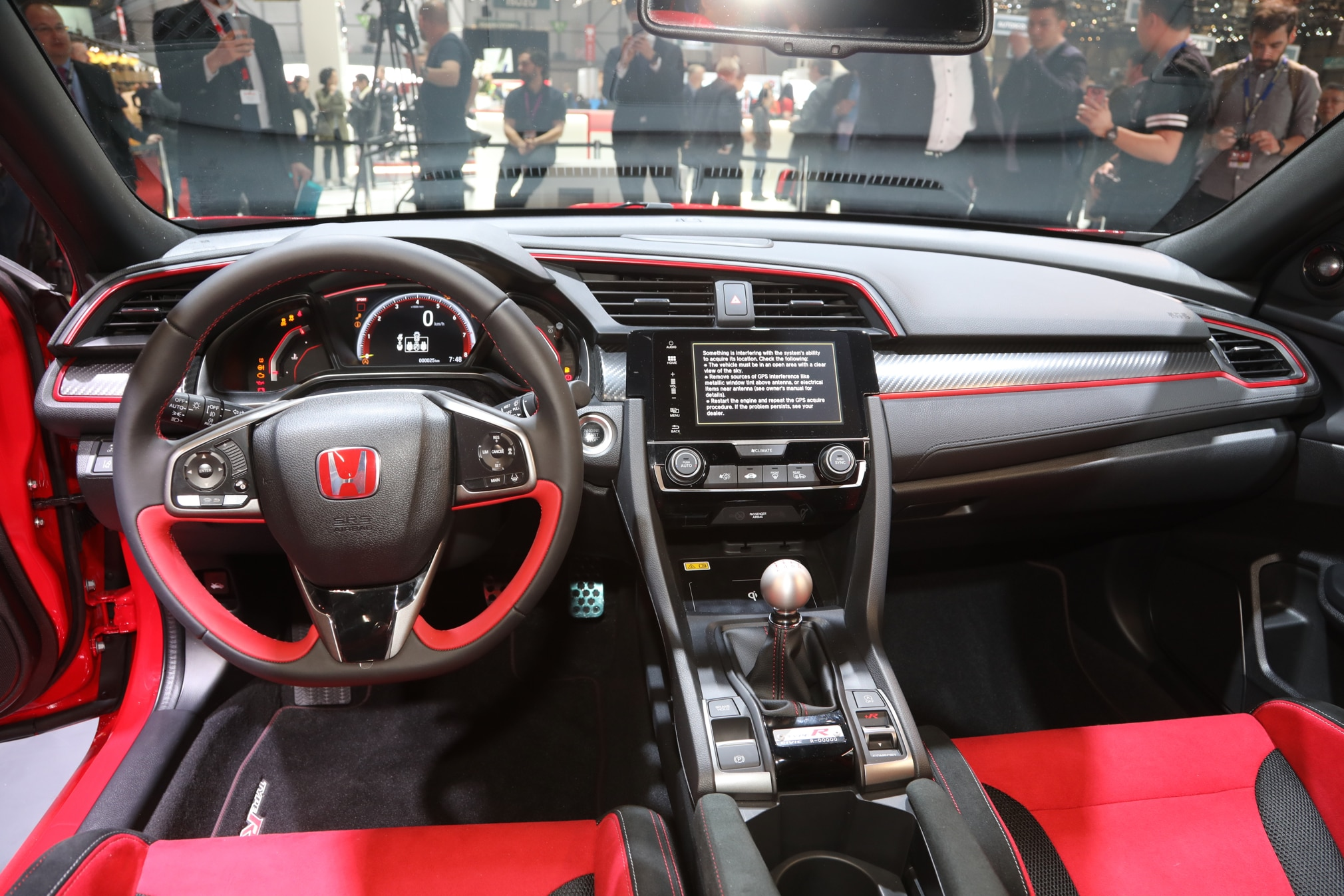 Finally, the 2017 Honda Civic Type R is Here | Automobile