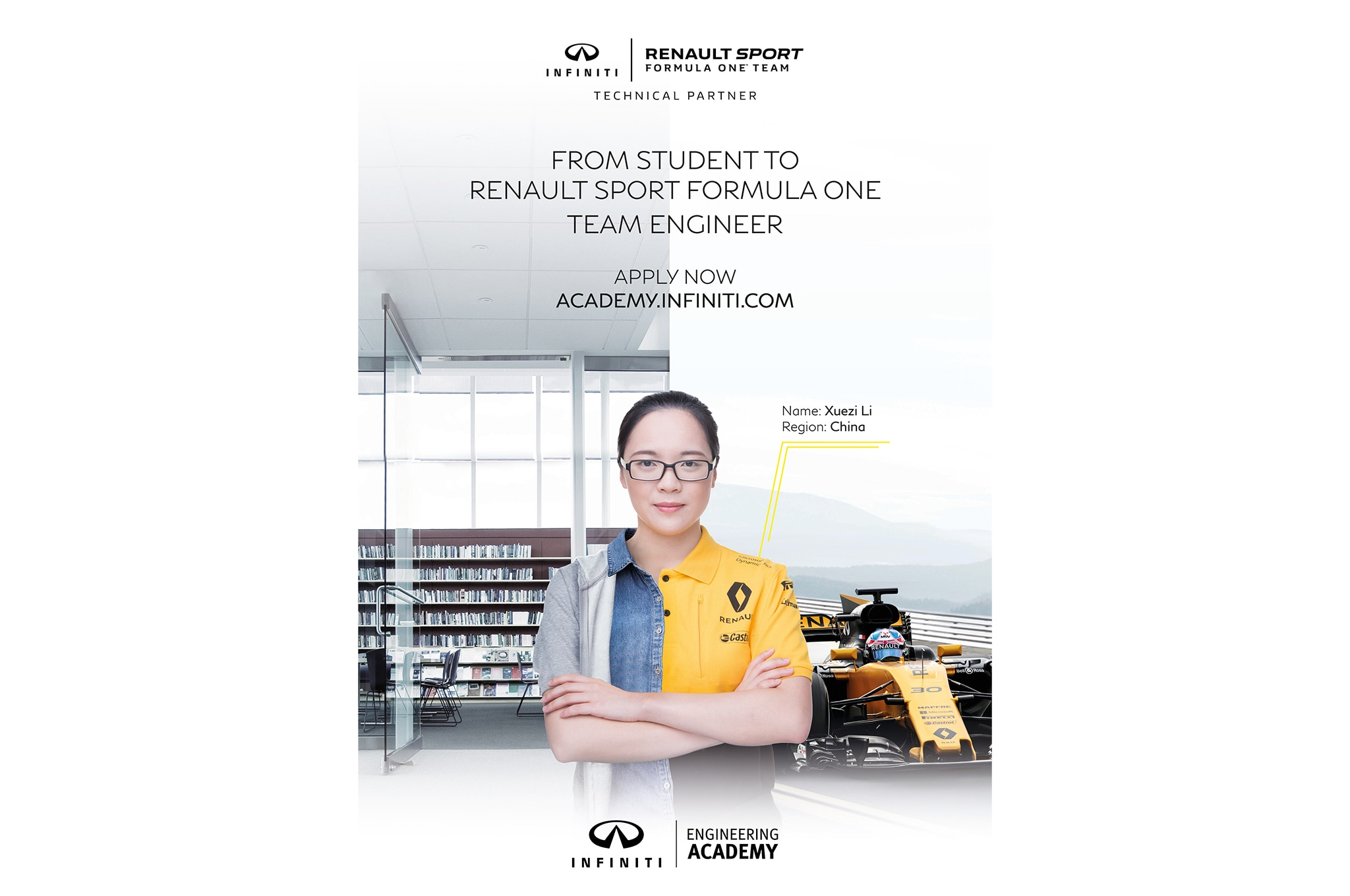 Infiniti Engineering Academy Offers Students a Shot at ...