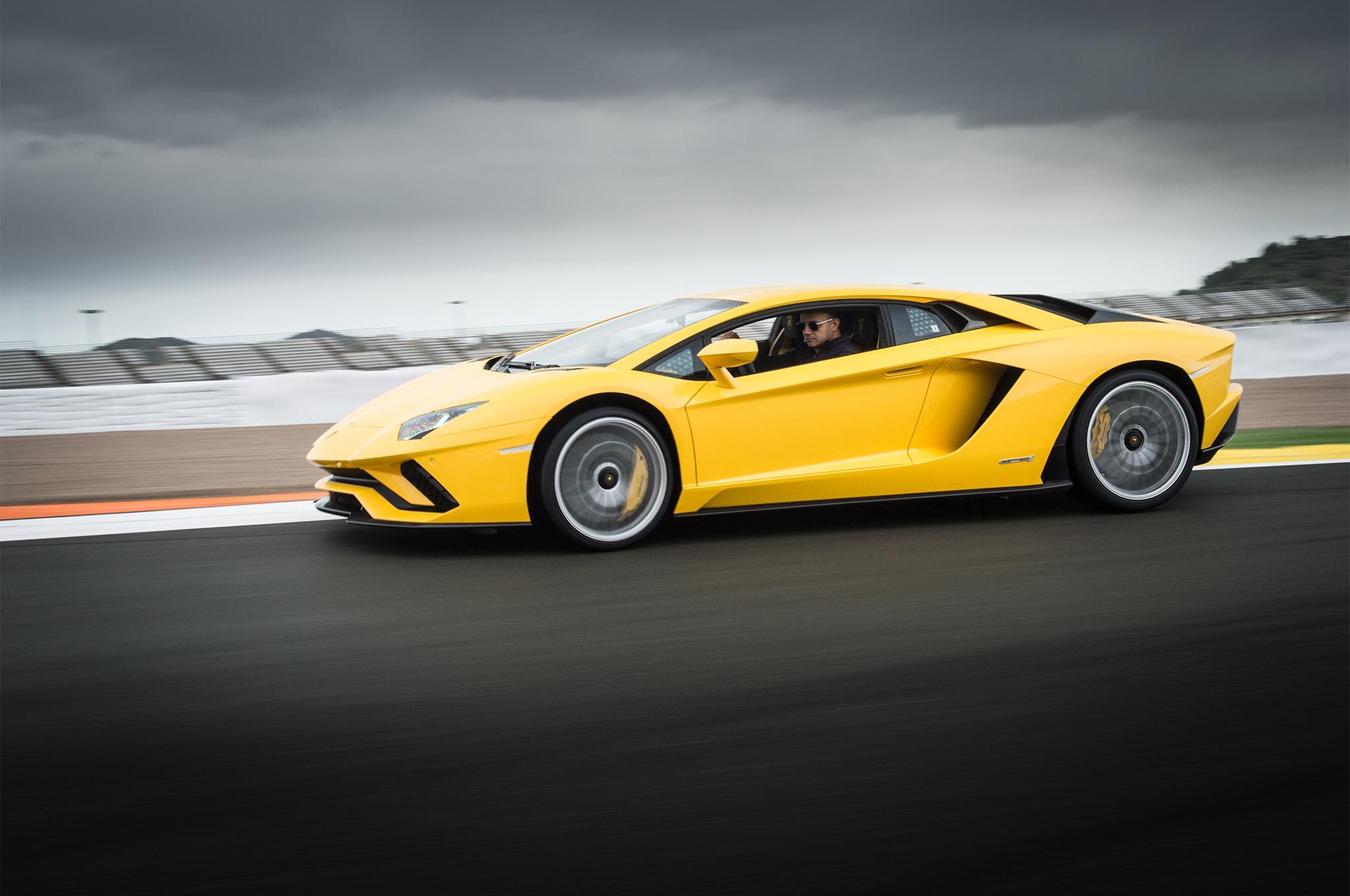 First Drive: 2017 Lamborghini Aventador S | Automobile Magazine on