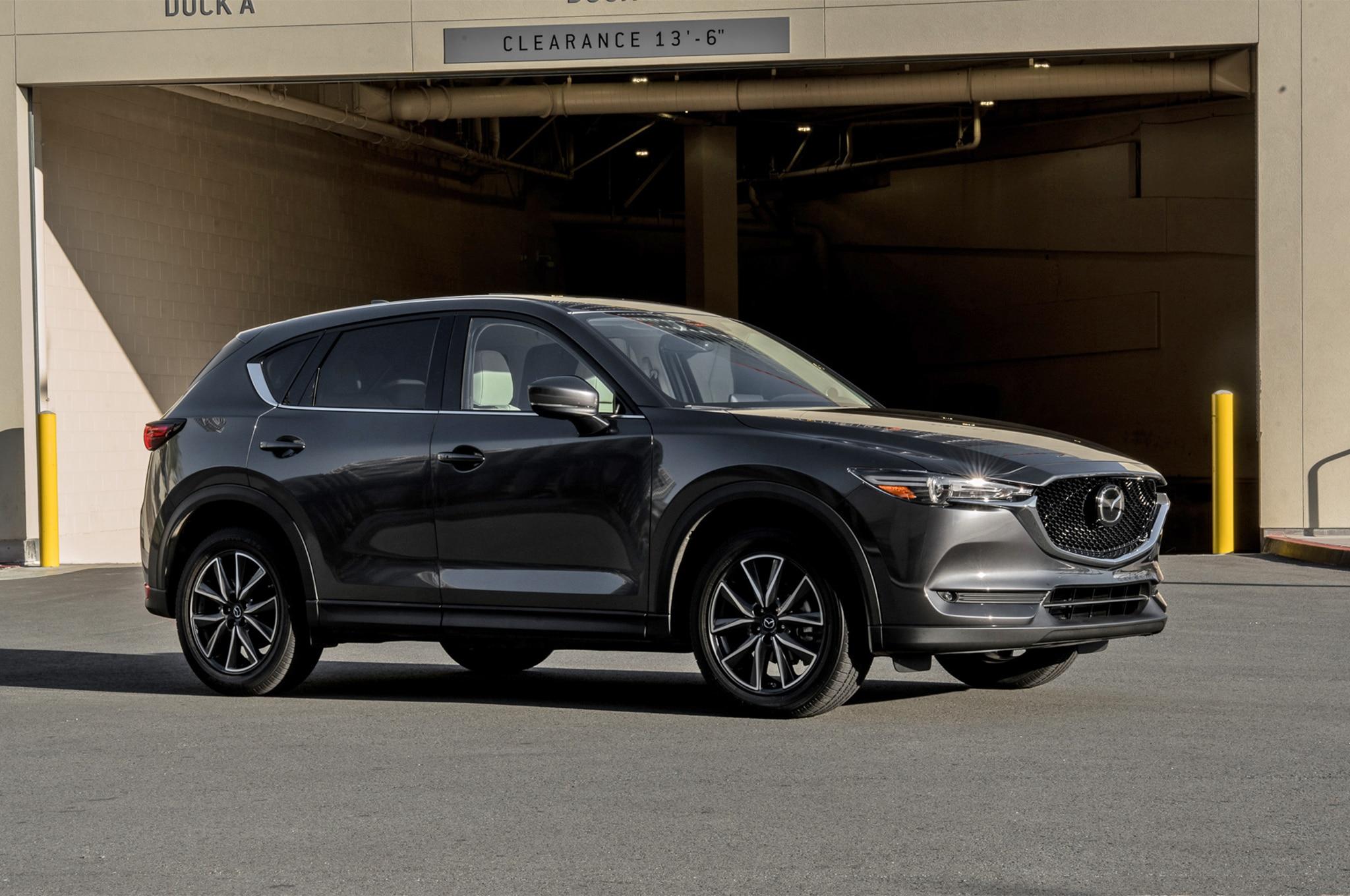 Mazda Cx 5 0 60 >> 2017 Mazda Cx 5 First Drive Review Automobile Magazine