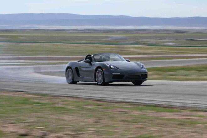 2017 Porsche 718 Boxster S Fours A Party 01