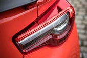 2017 Toyota 86 860 Special Edition rear taillights
