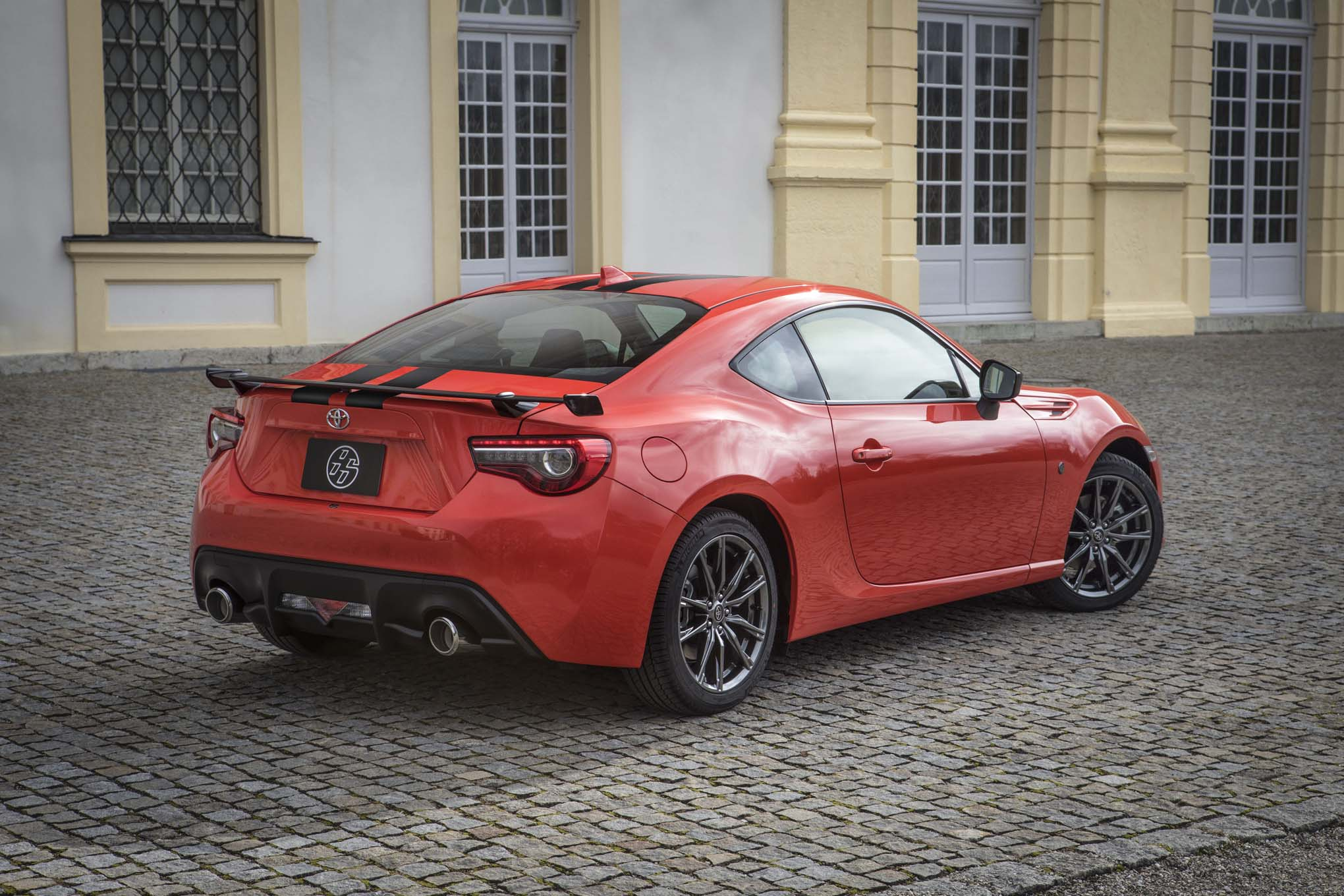 2017 Toyota 86 860 Special Edition rear three quarter