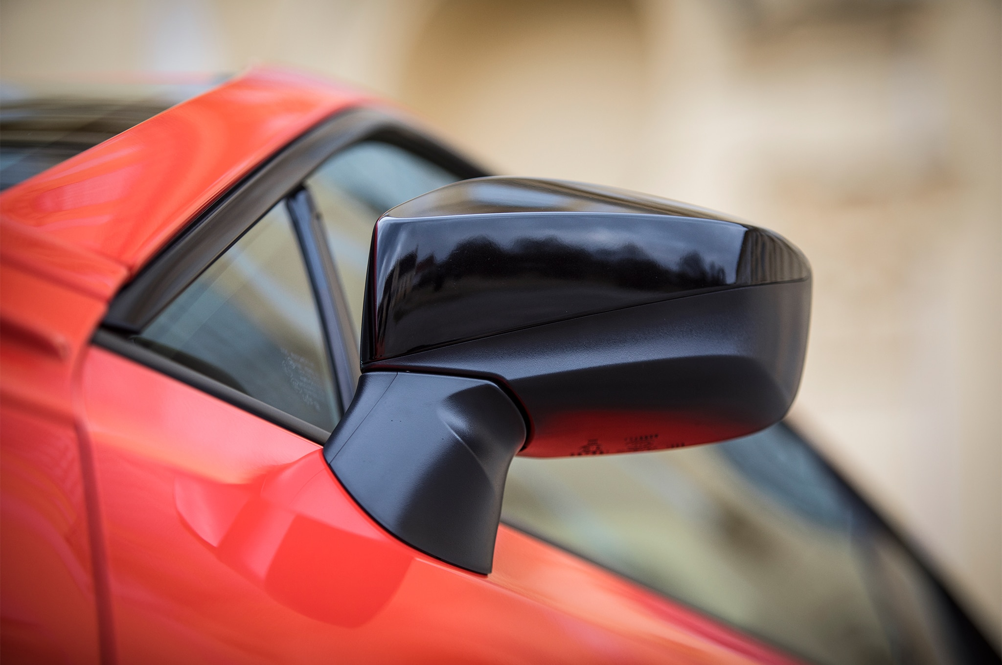2017 Toyota 86 860 Special Edition side mirror