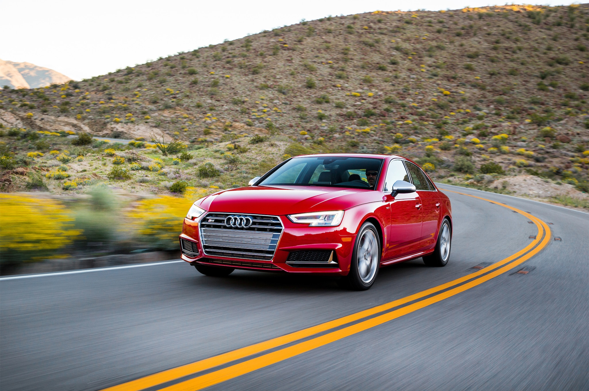 Audi S4 0-60 >> First Drive: 2018 Audi S4 | Automobile Magazine