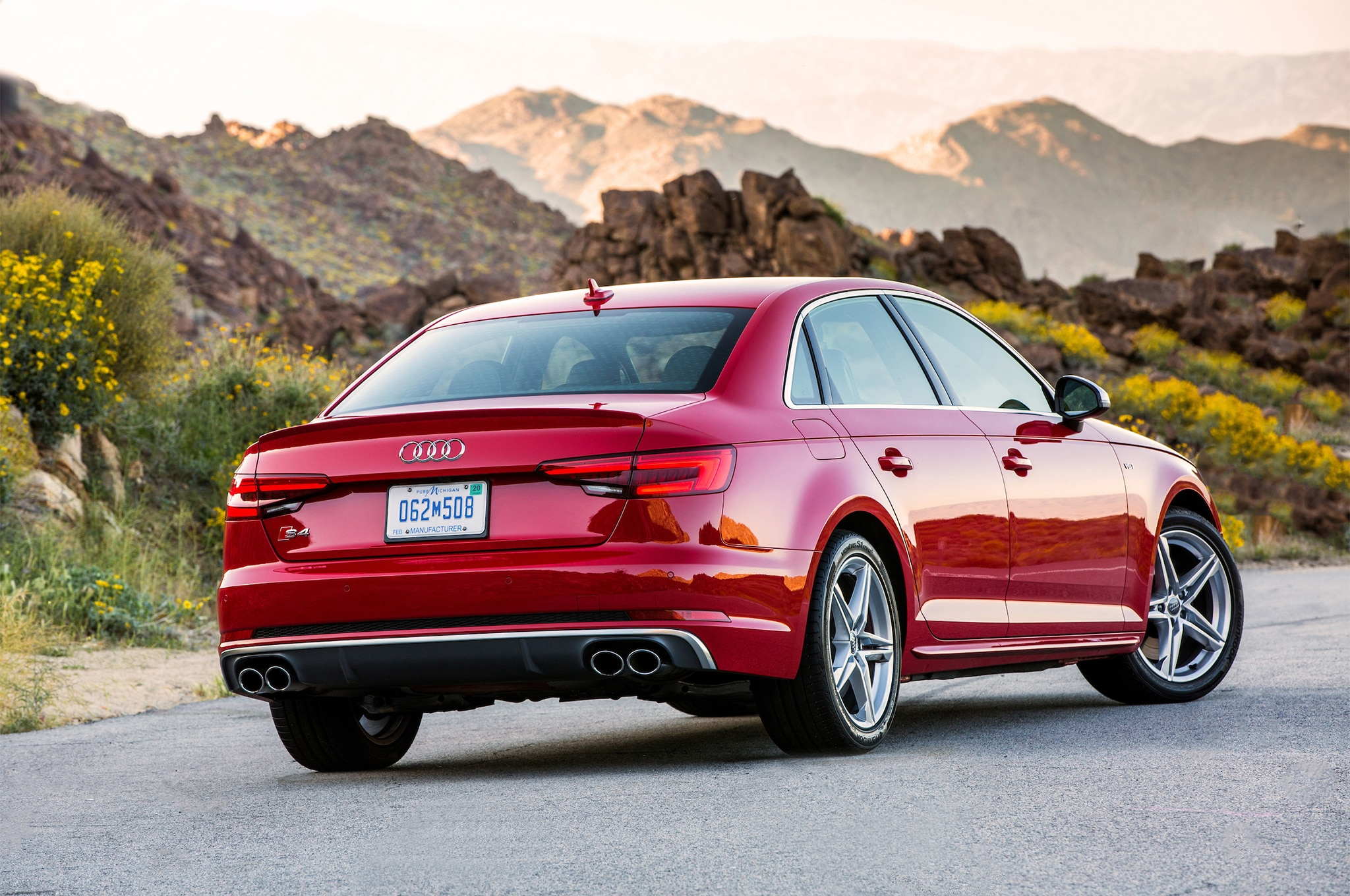 Audi S4 0 60 >> First Drive: 2018 Audi S4 | Automobile Magazine