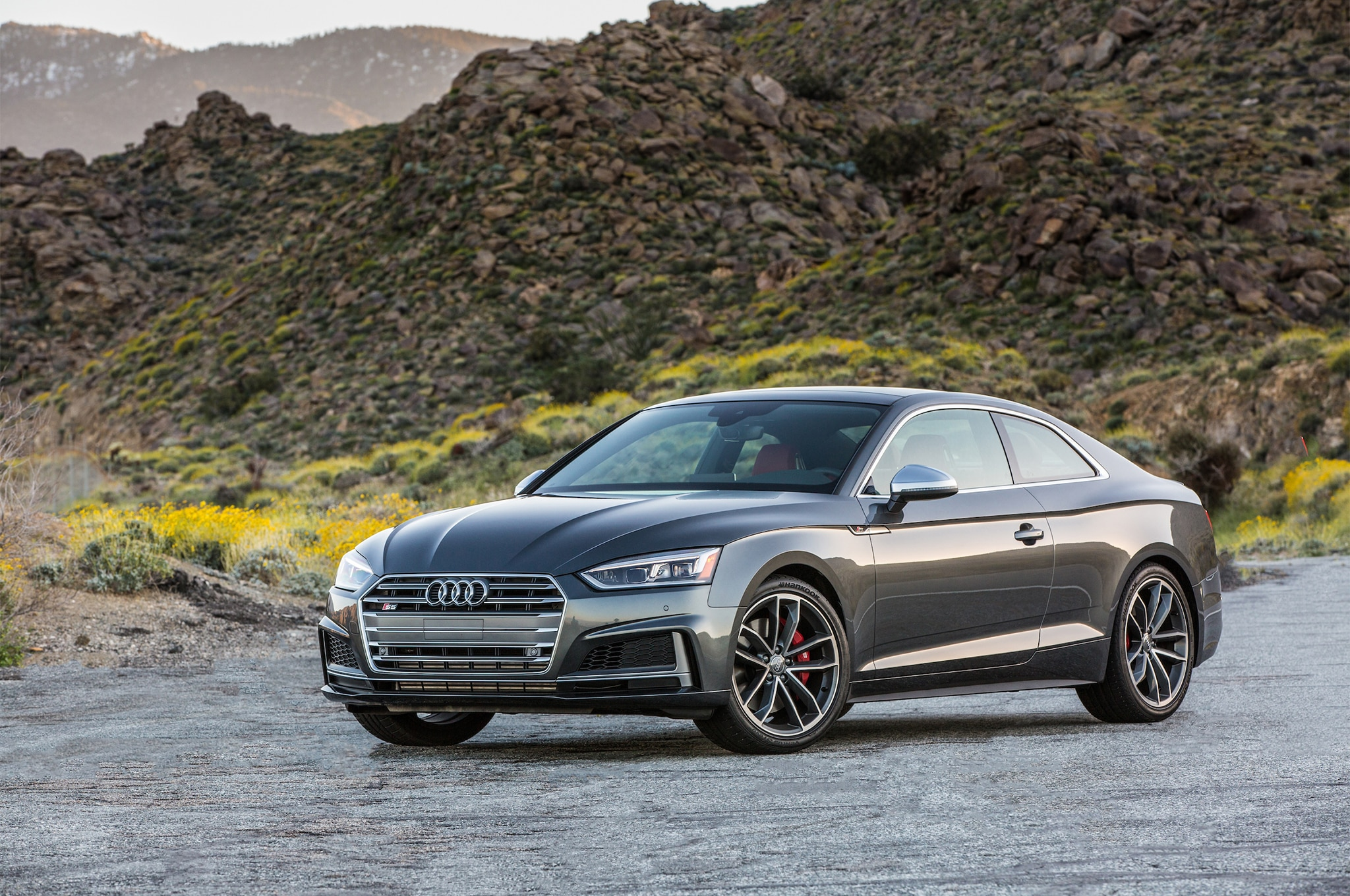 2018 Audi S5 Coupe First Drive Review | Automobile Magazine