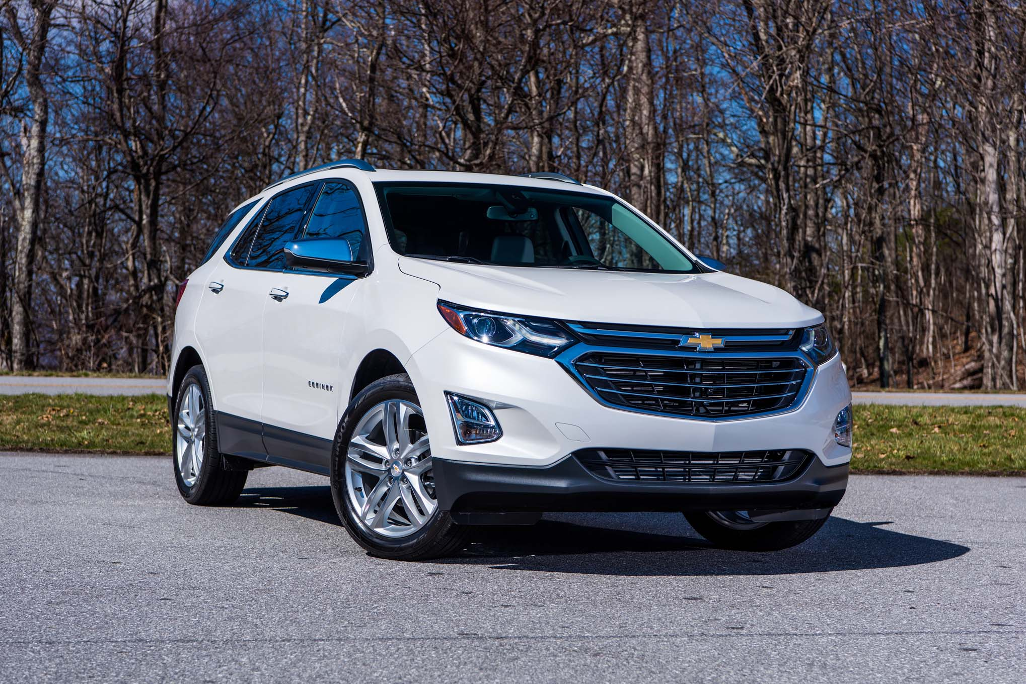 Ford Edge Limited >> 2018 Chevrolet Equinox First Drive Review | Automobile Magazine