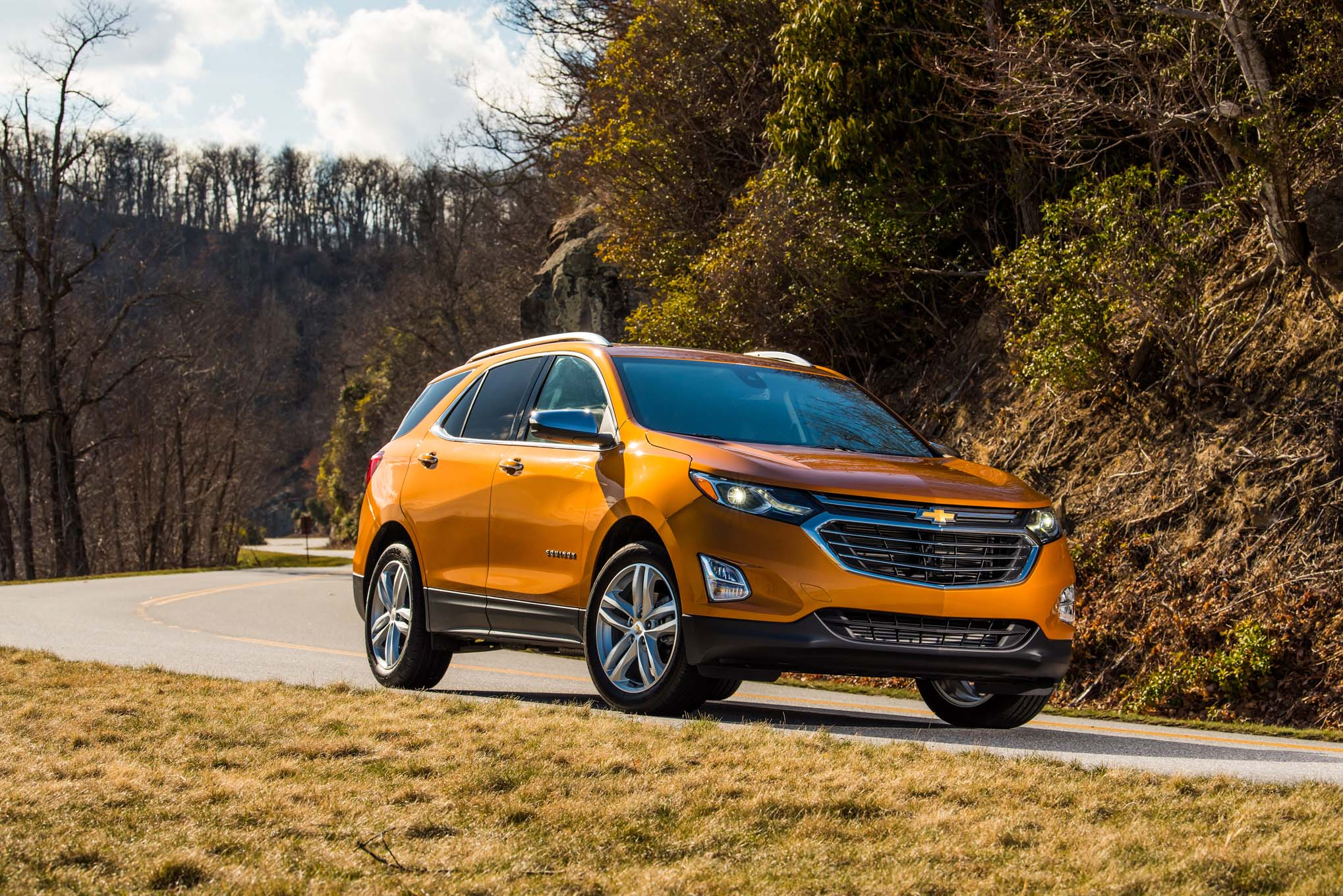 2018 Chevrolet Equinox First Drive Review | Automobile ...
