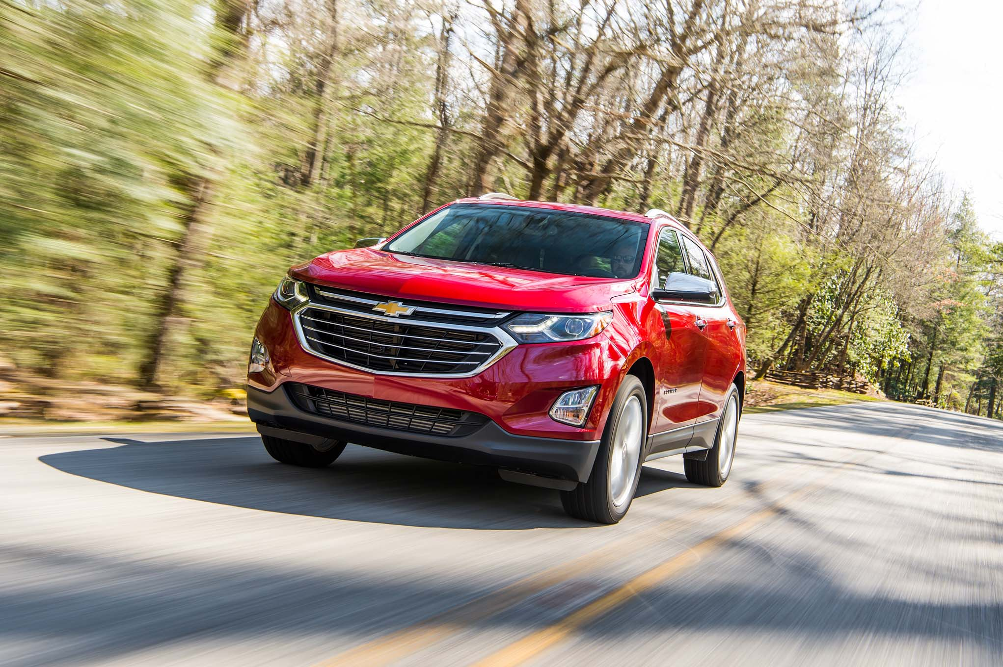 Back to Back: 2018 Chevrolet Equinox 2.0T AWD Premier and ...