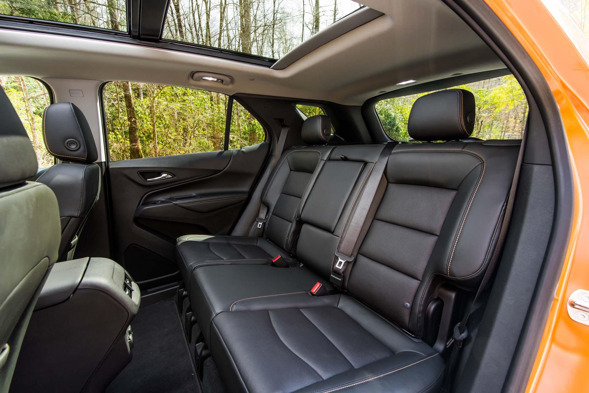 2018 Chevy Trailblazer seats VEHICLE FAVORITES t