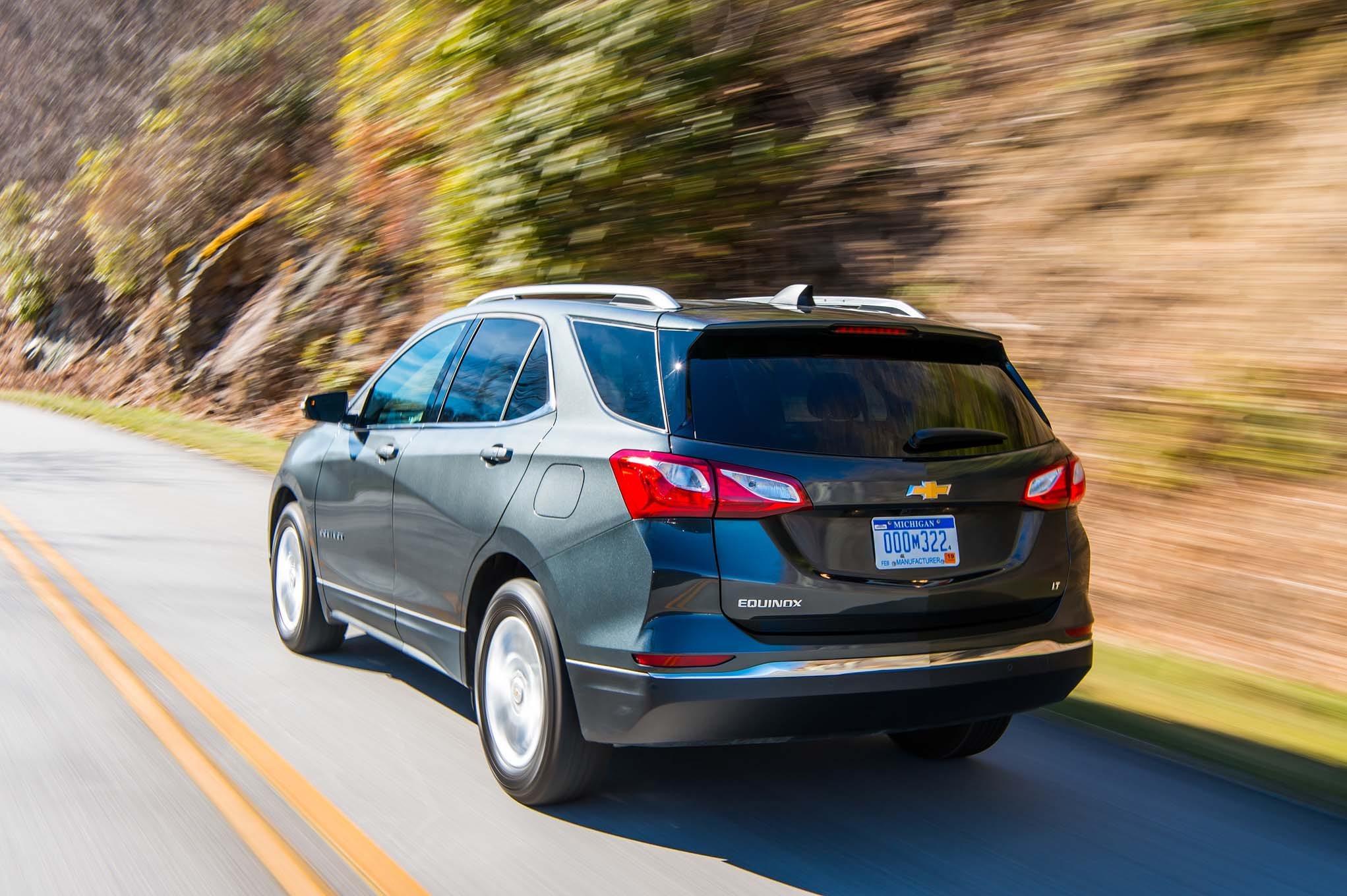 2018 chevrolet equinox first drive review automobile magazine