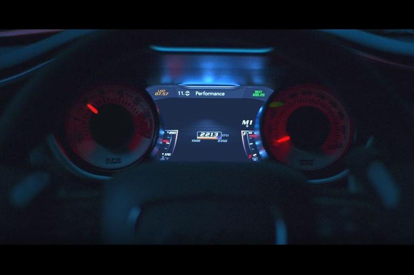 2018 Dodge Challenger SRT Demon launch teaser