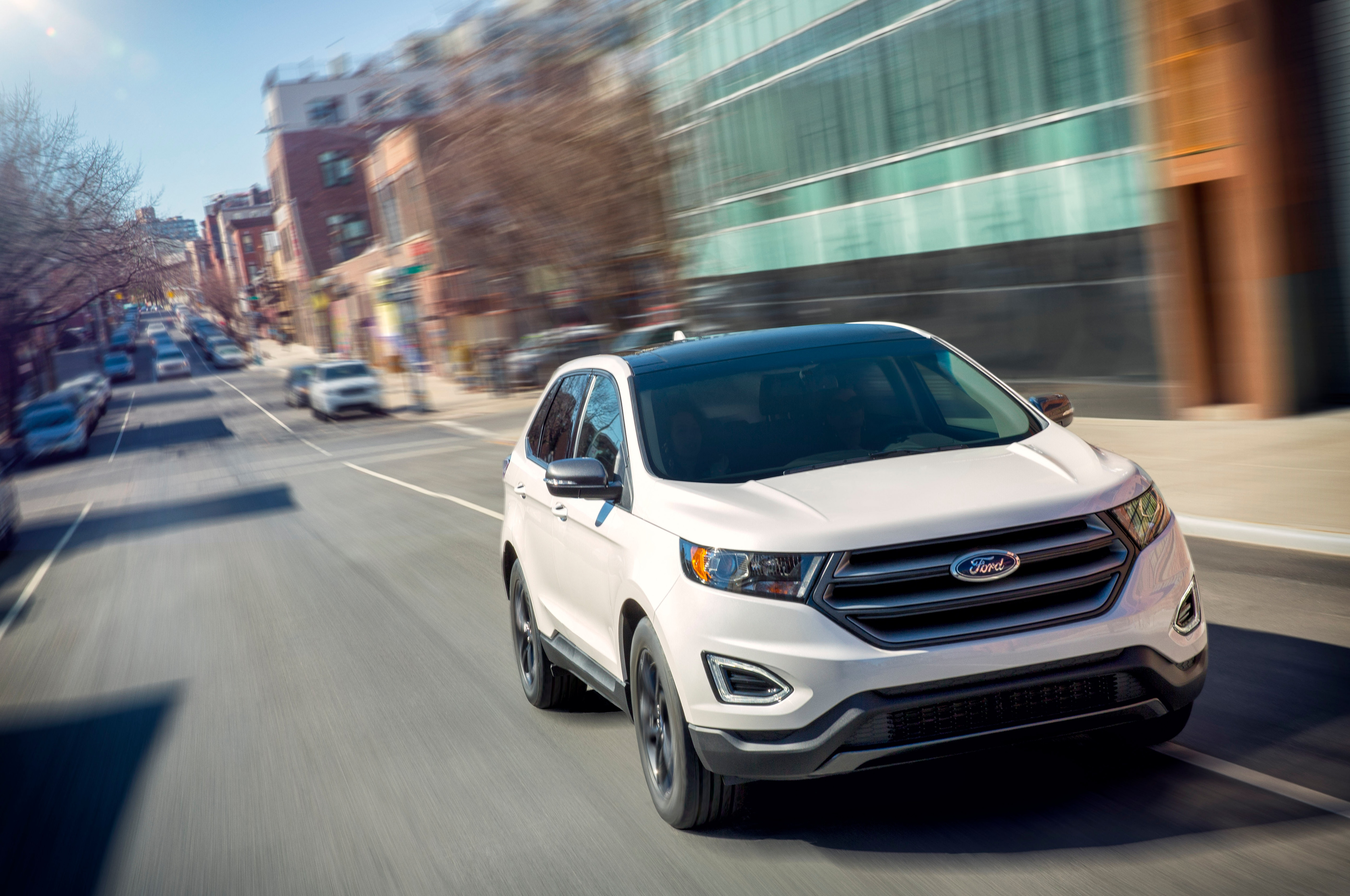Ford Edge Adds Sel Sport Appearance Package Automobile Magazine