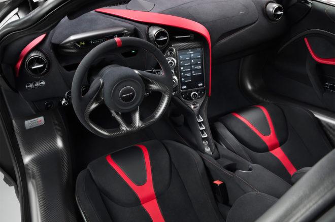 2018 McLaren 720S Velocity by MSO interior