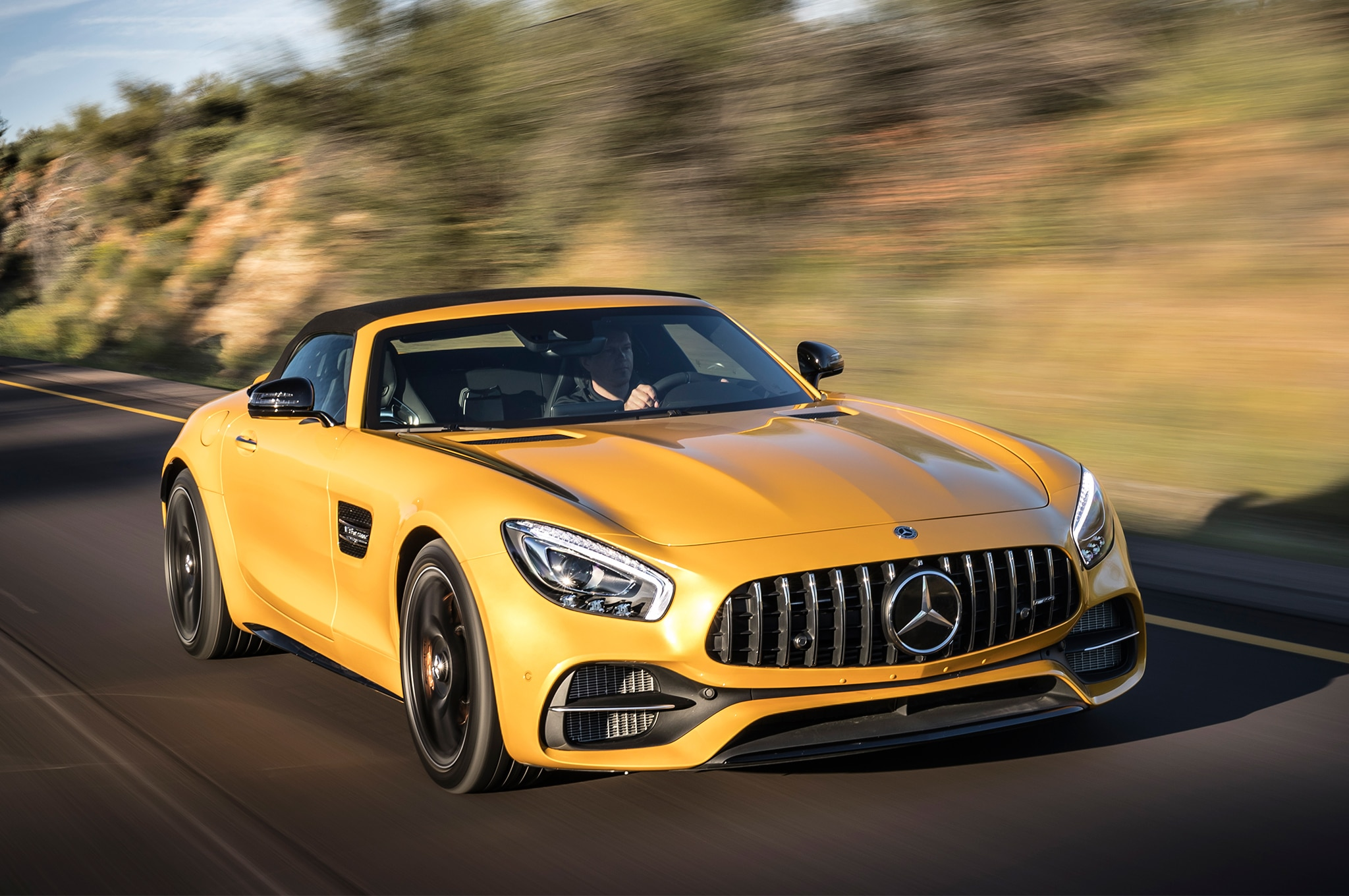 2018 Mercedes-AMG GT Coupe and Roadster Pricing Announced ...