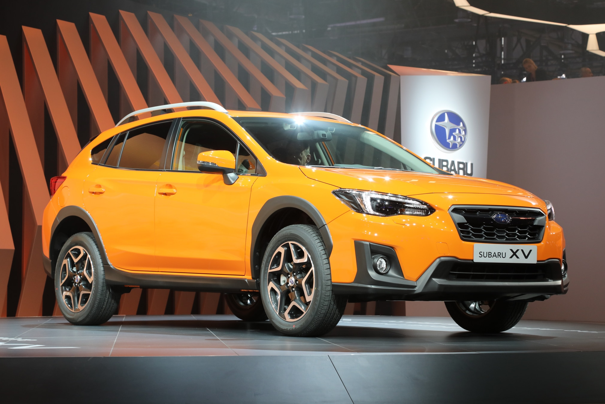 2018 subaru crosstrek debuts in geneva automobile magazine. Black Bedroom Furniture Sets. Home Design Ideas