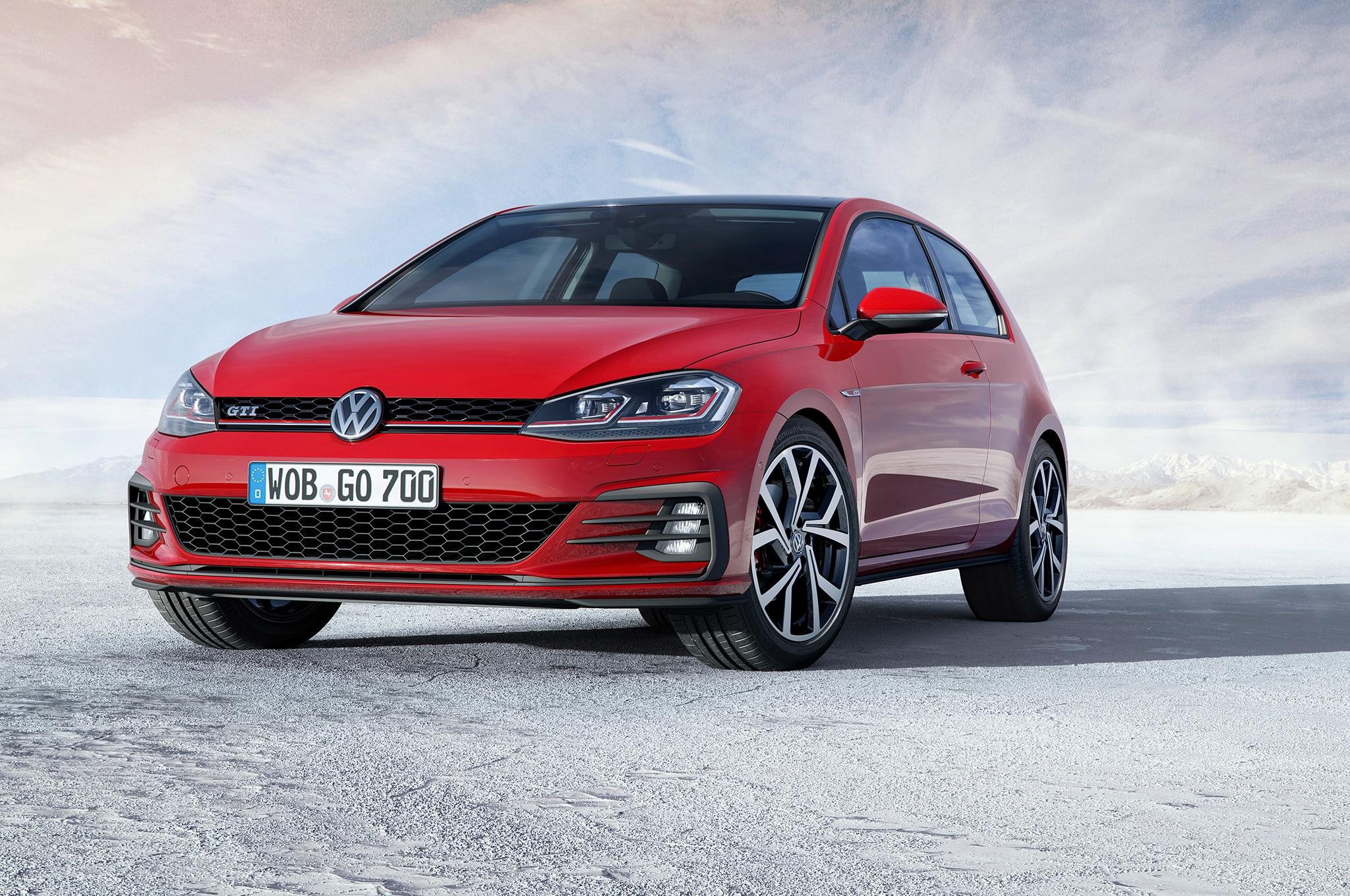 2018 Volkswagen Gti Review >> 2018 Volkswagen Golf GTI European Spec   Automobile Magazine
