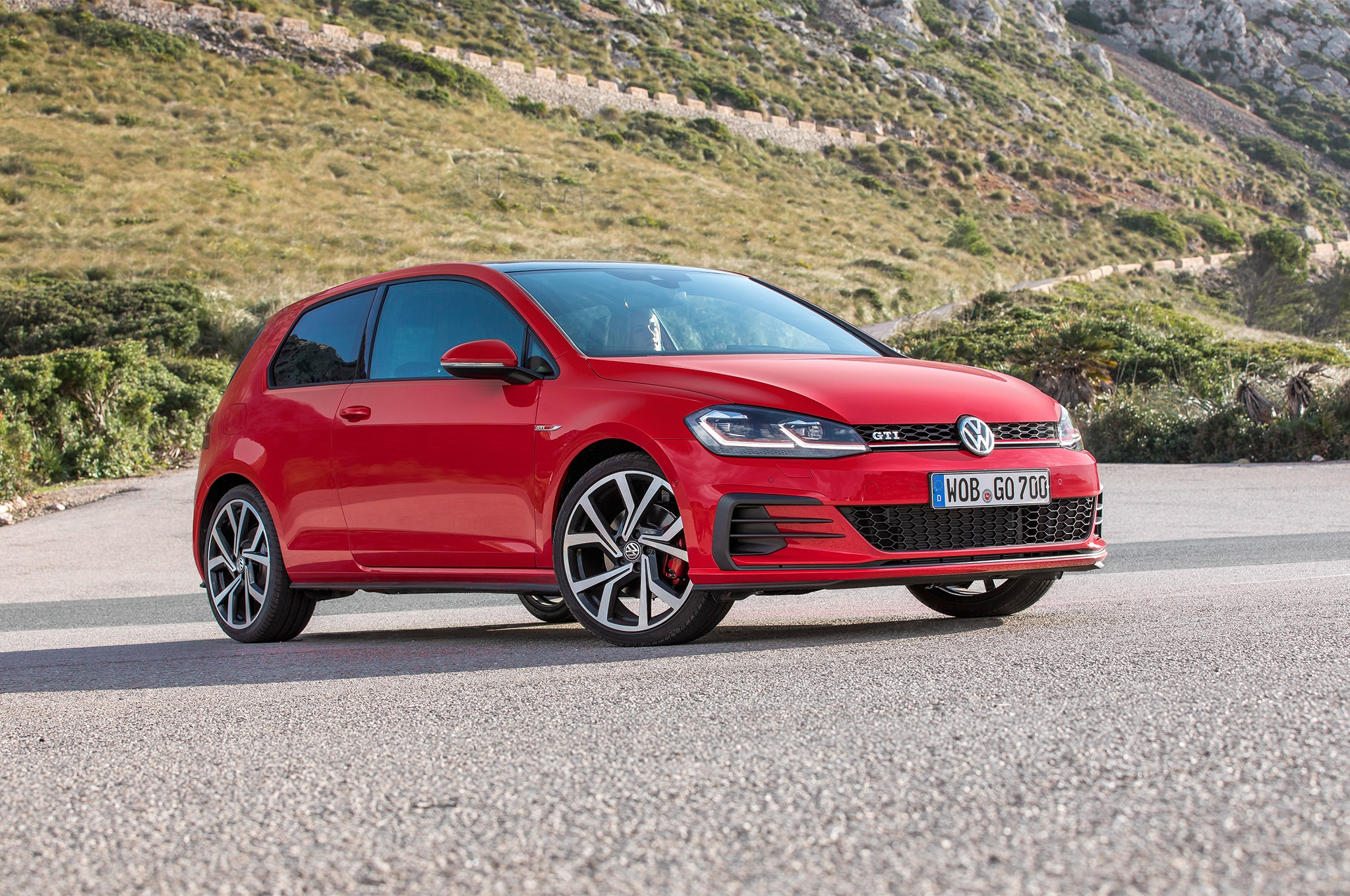 2018 Volkswagen Gti Review >> 2018 Volkswagen Golf GTI European Spec | Automobile Magazine