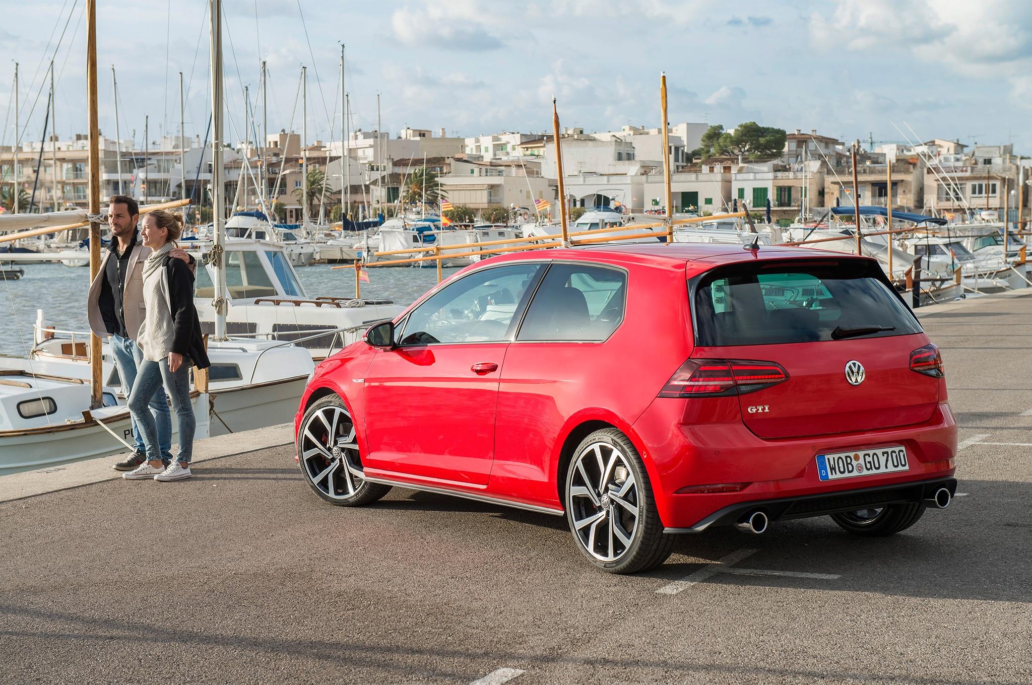 2018 Volkswagen Golf GTI European Spec | Automobile Magazine
