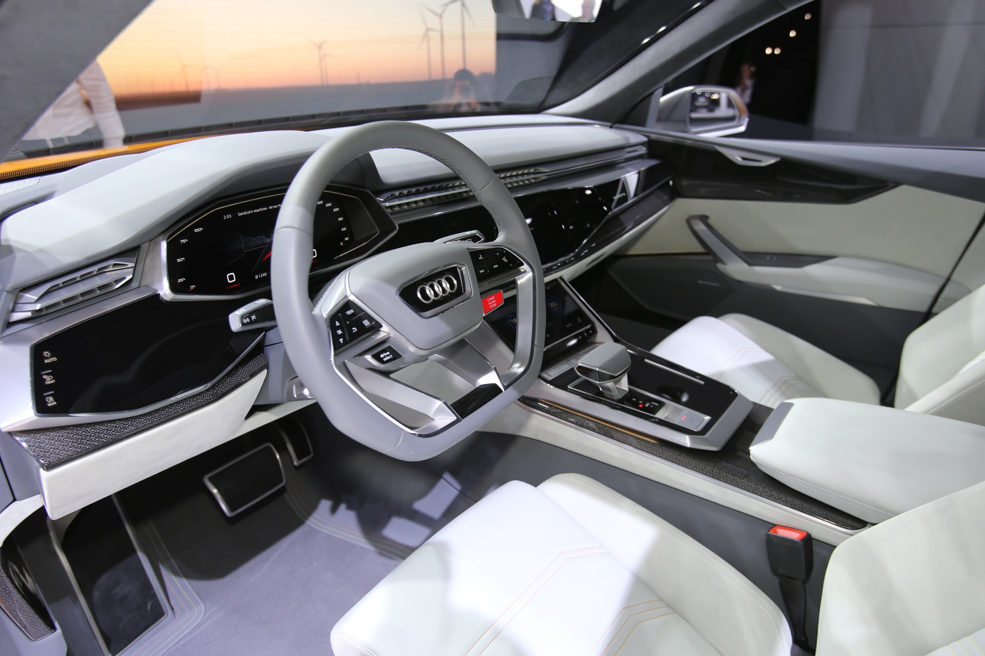 By Design Audi Q8 Concept Automobile Magazine