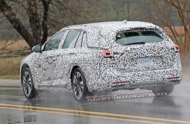 Buick Regal Wagon
