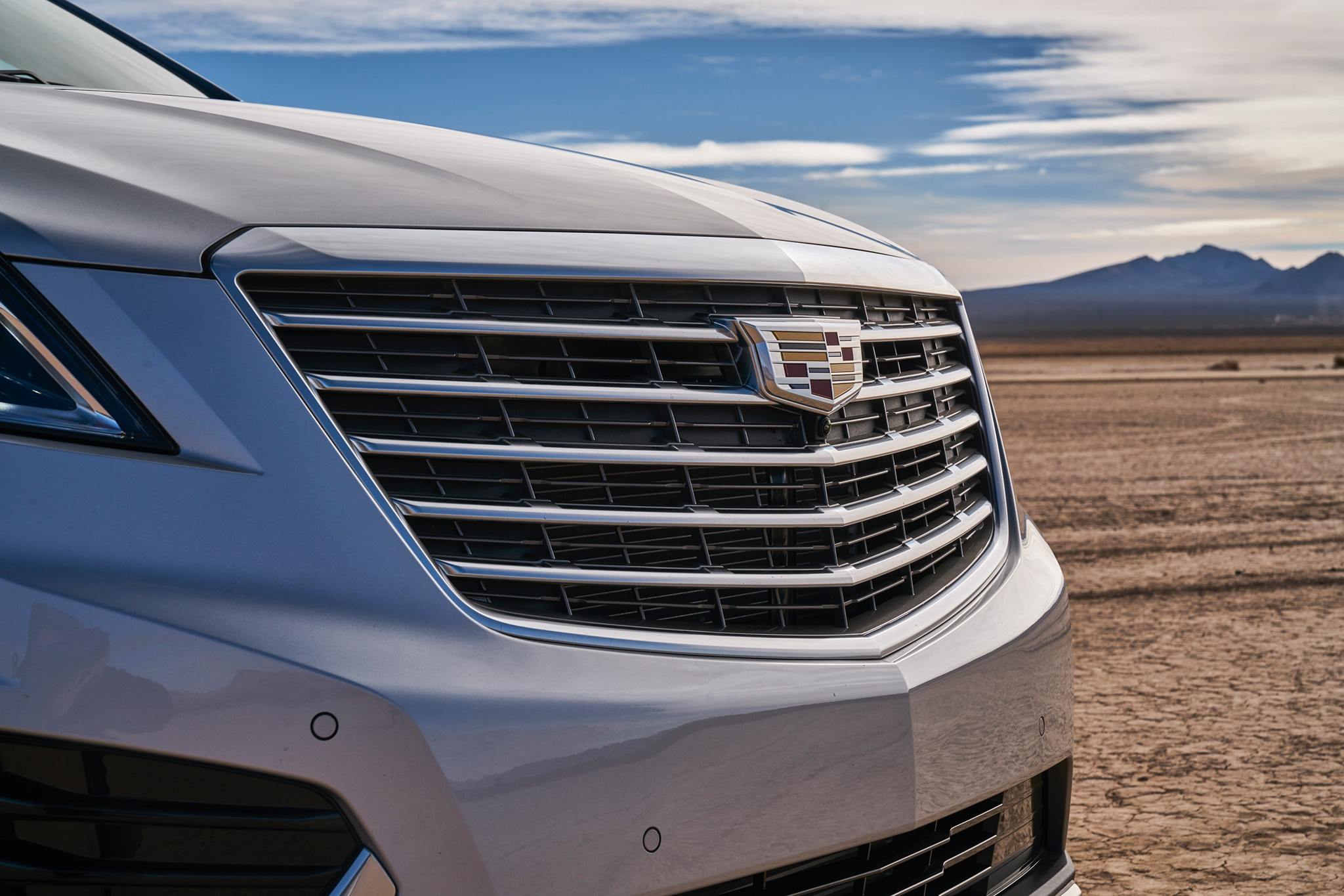 Cadillac XT5 2017 All Stars Contender Grille