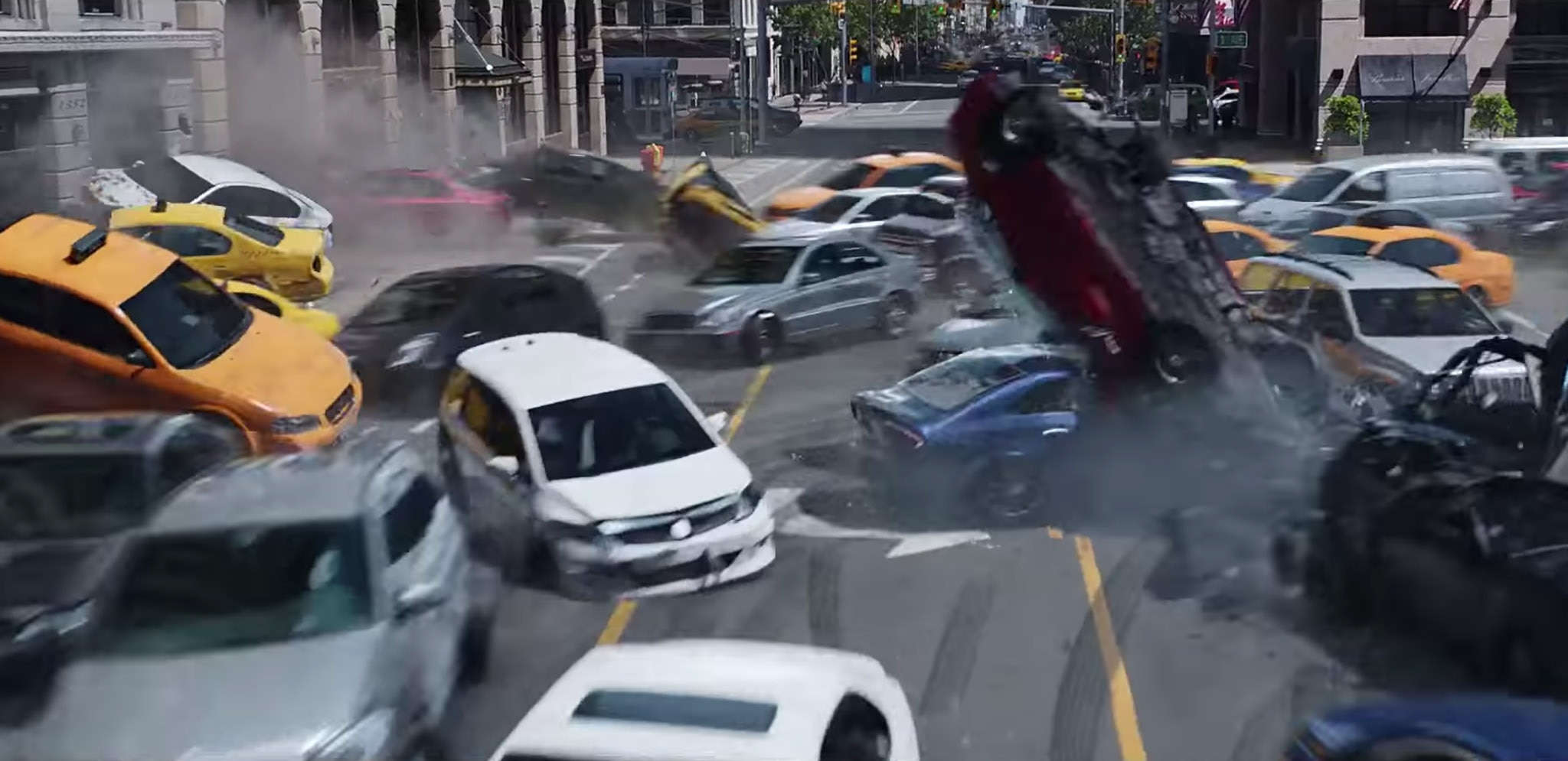 """Watch Hacked Cars Go Ballistic in New """"Fast and Furious 8 ..."""