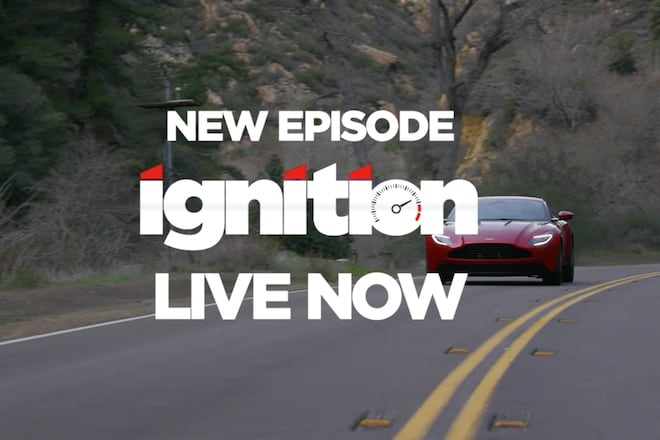 Ignition Episode 170 Intro Screen