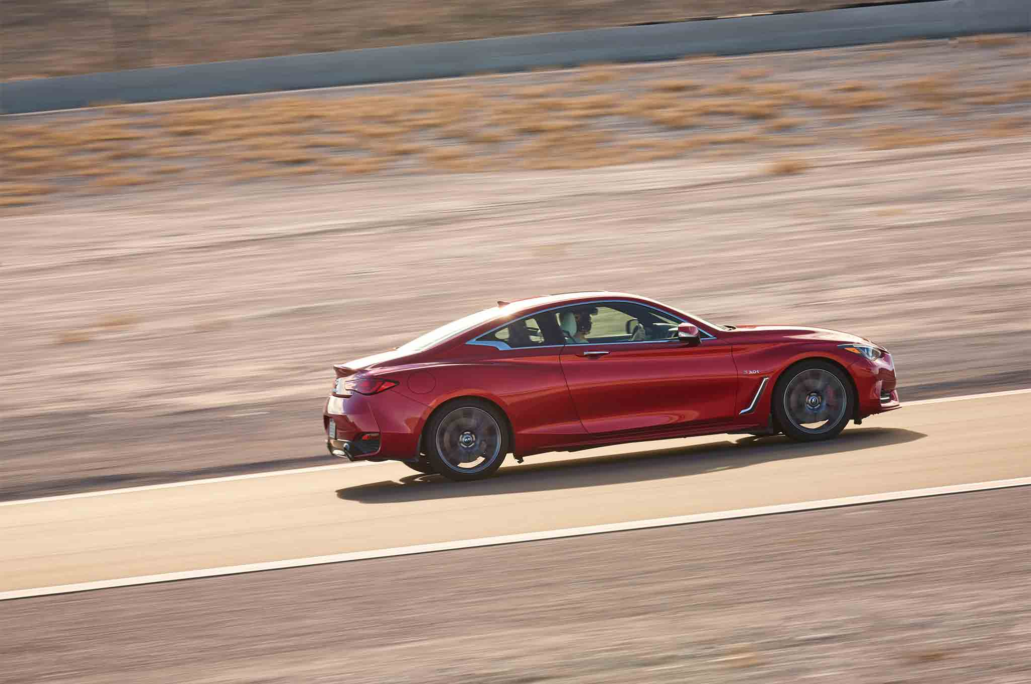2017 All Stars Contender Infiniti Q60 Automobile Magazine