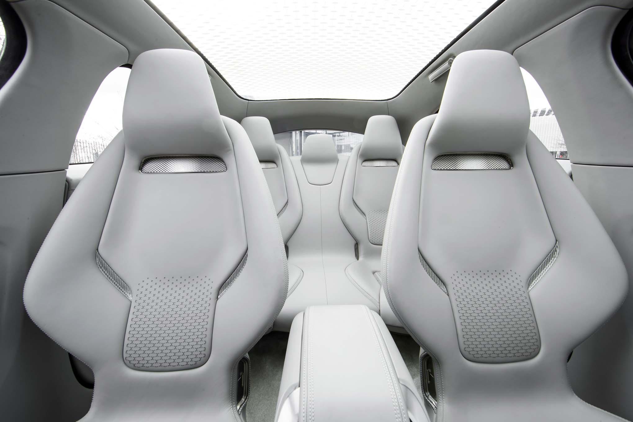 Jaguar I Pace Concept Electrifies The Streets Of London Automobile